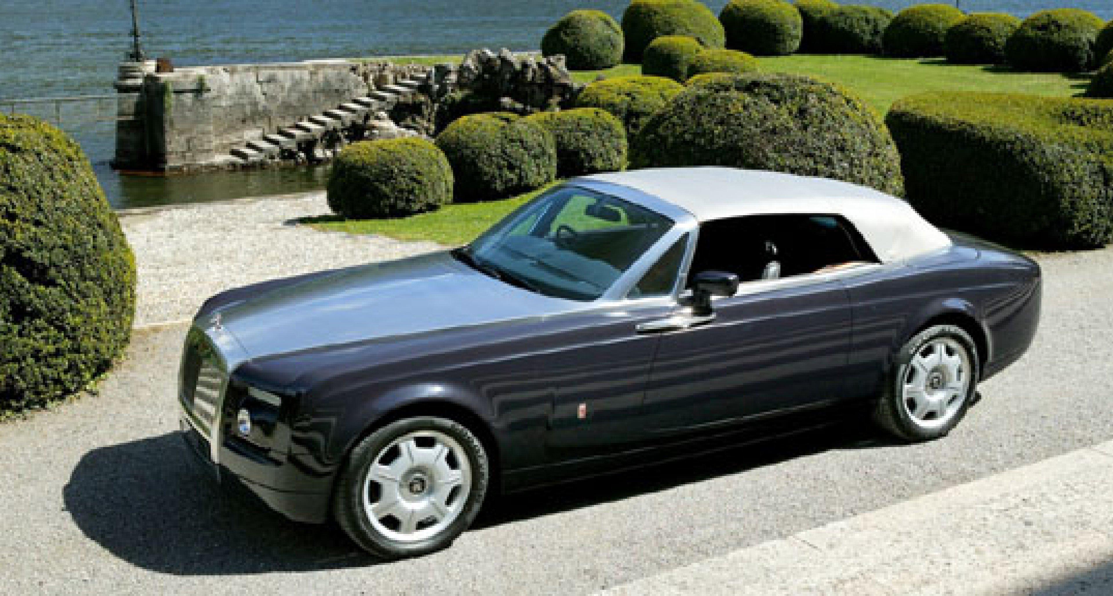 Rolls-Royce Celebrates Centenary At Villa D'Este 2004