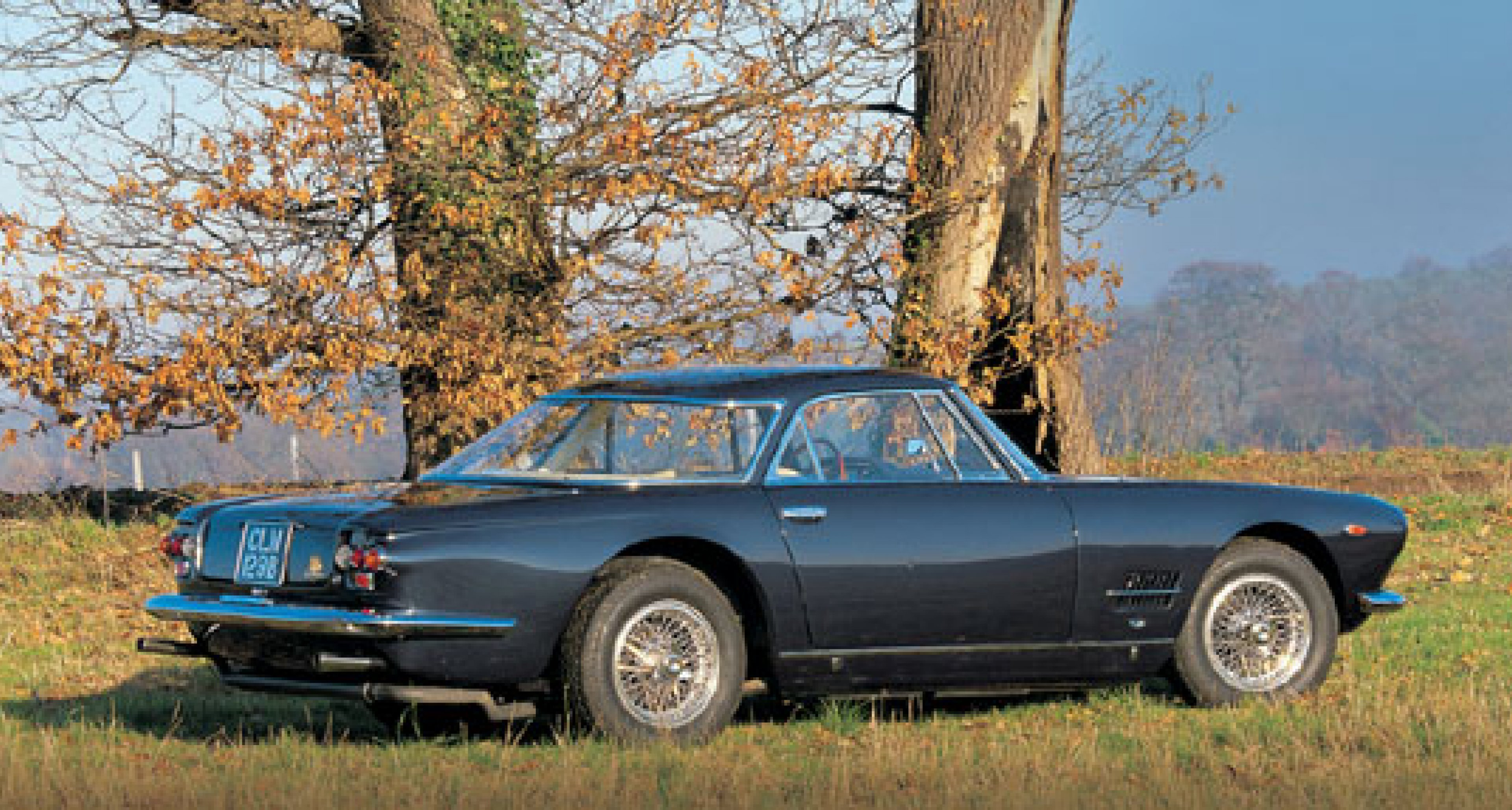 Maserati 5000GT - Fit for a King