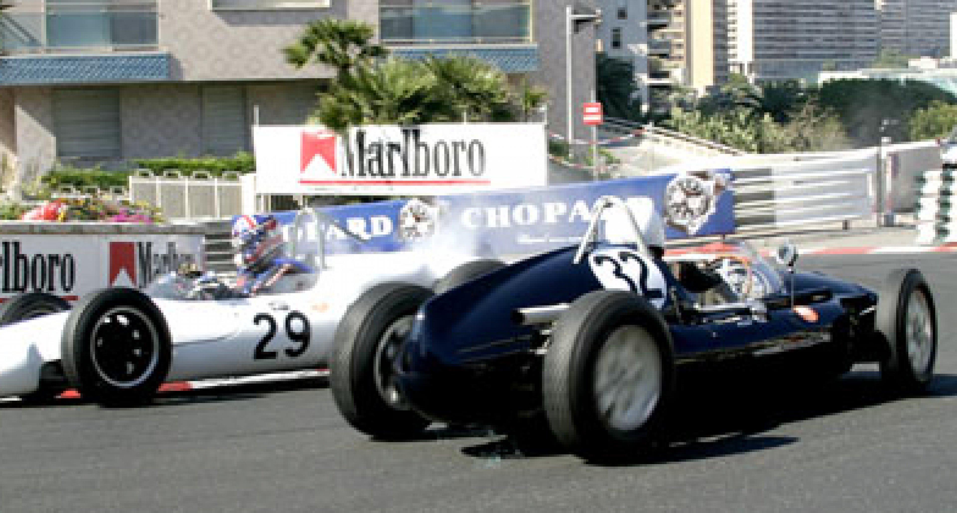Monaco Grand Prix Historique 2004