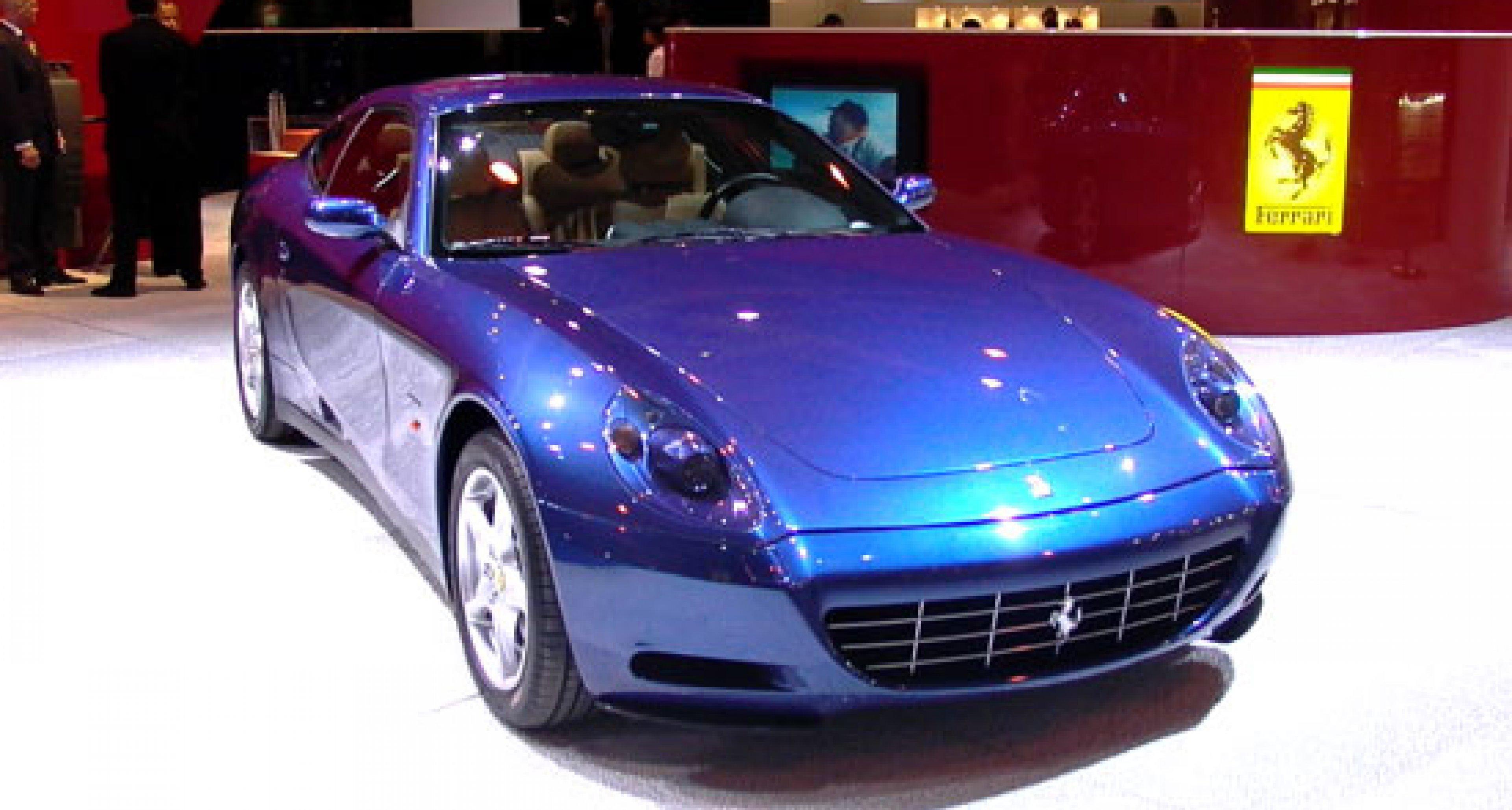 British Motorshow 2004