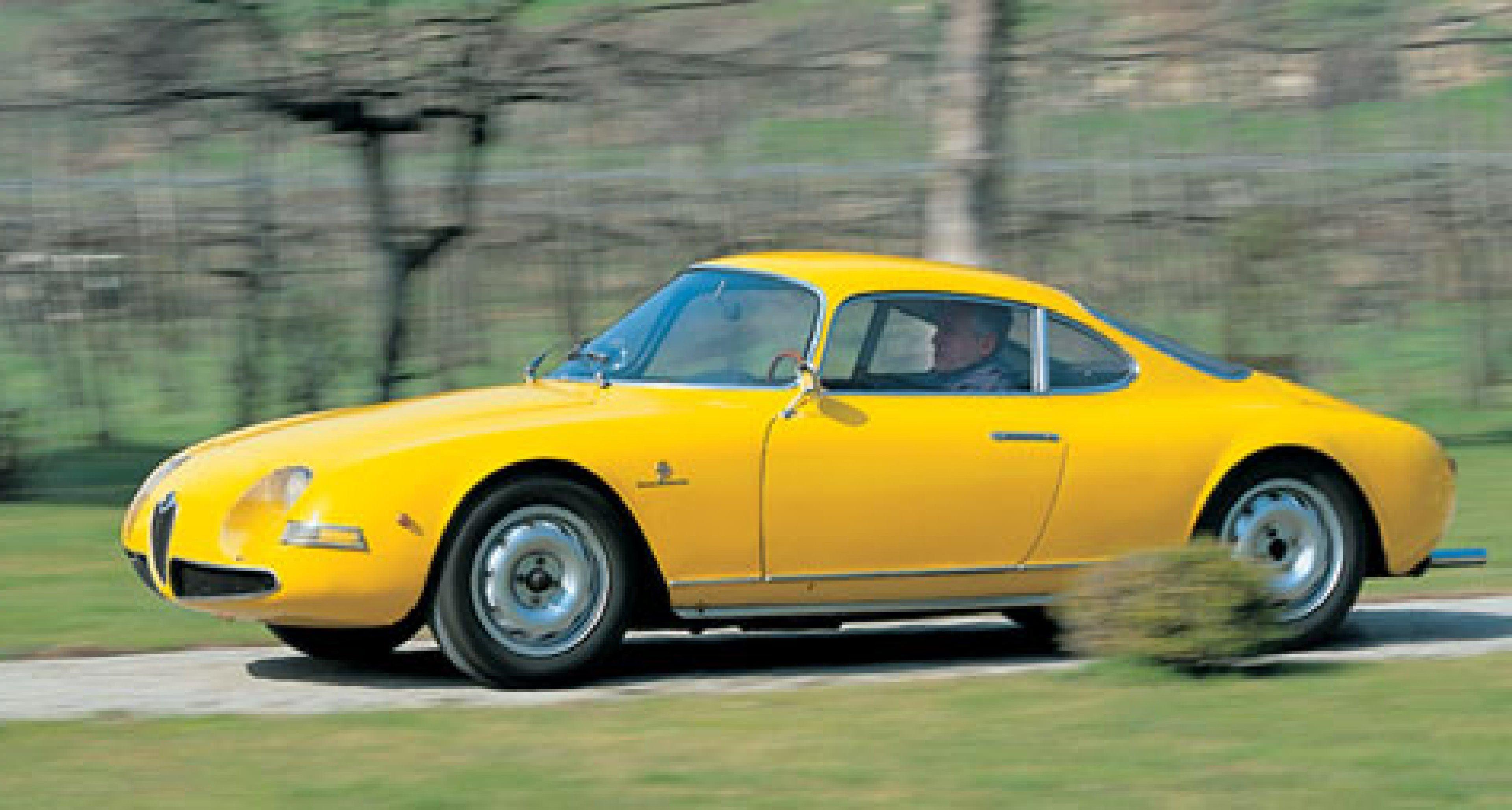 Alfa Romeo 'Goccia'