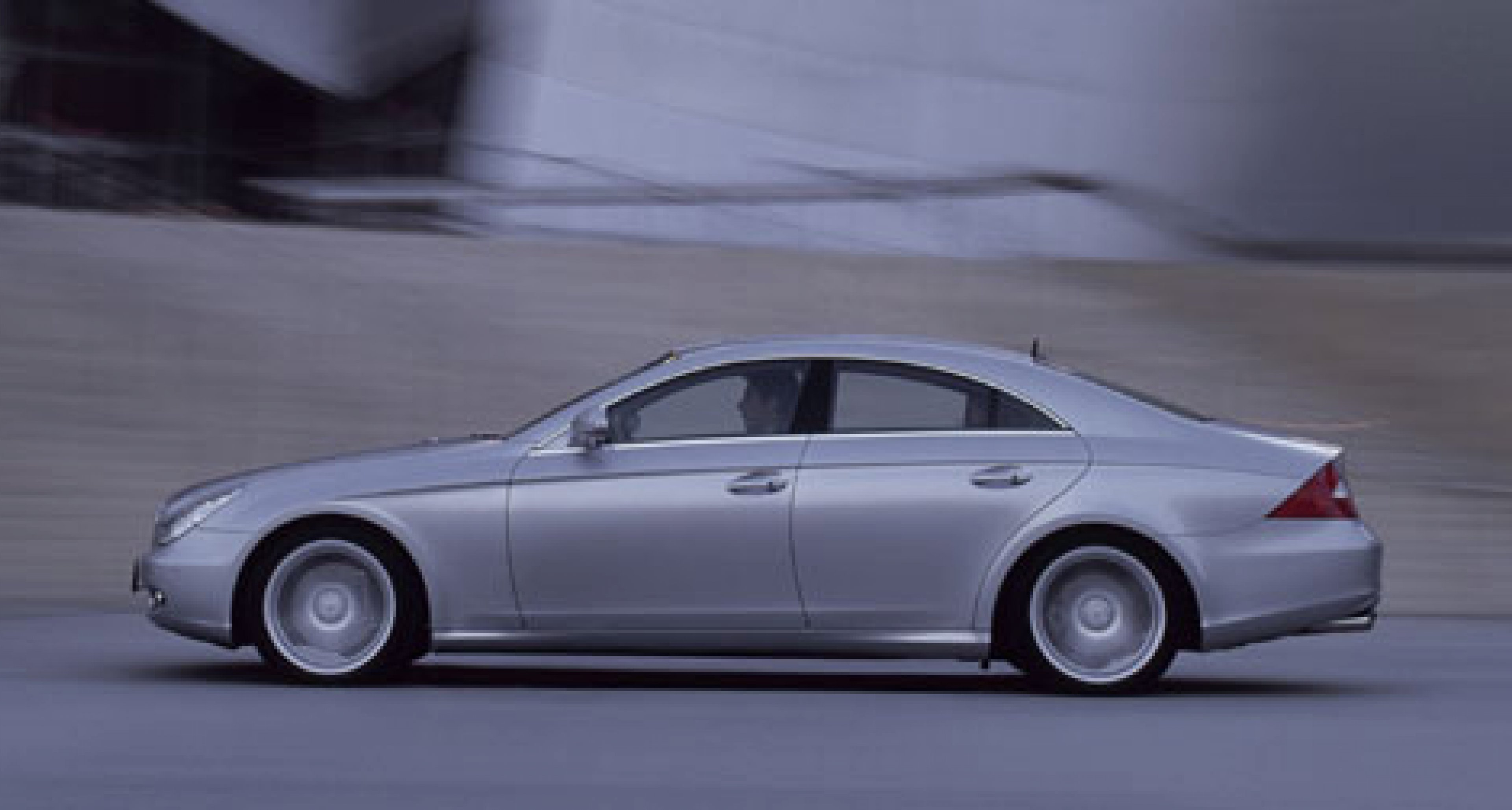 Order books for the new four-door coupé from Mercedes-Benz now open