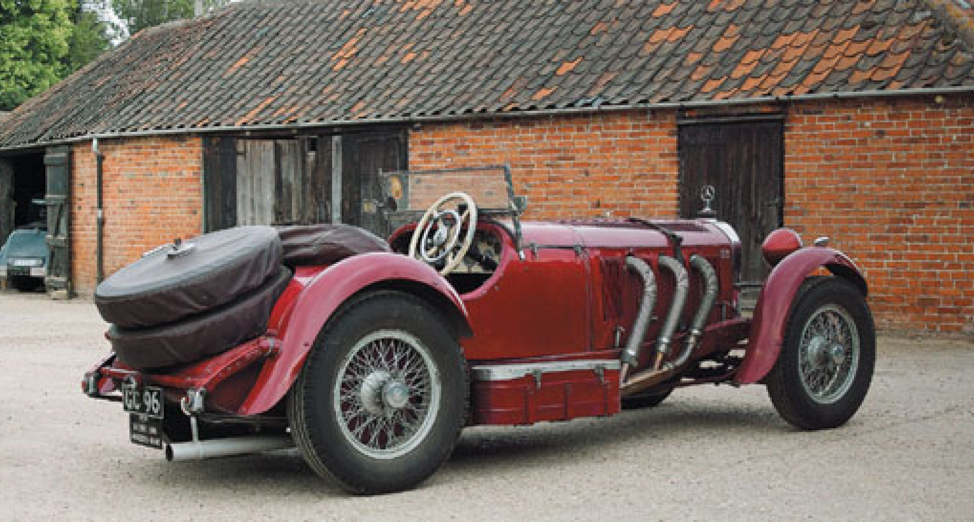 One of the Last Great 20th Century 'Old Master' Car Collections to Sell at Bonhams' Goodwood Revival Auction