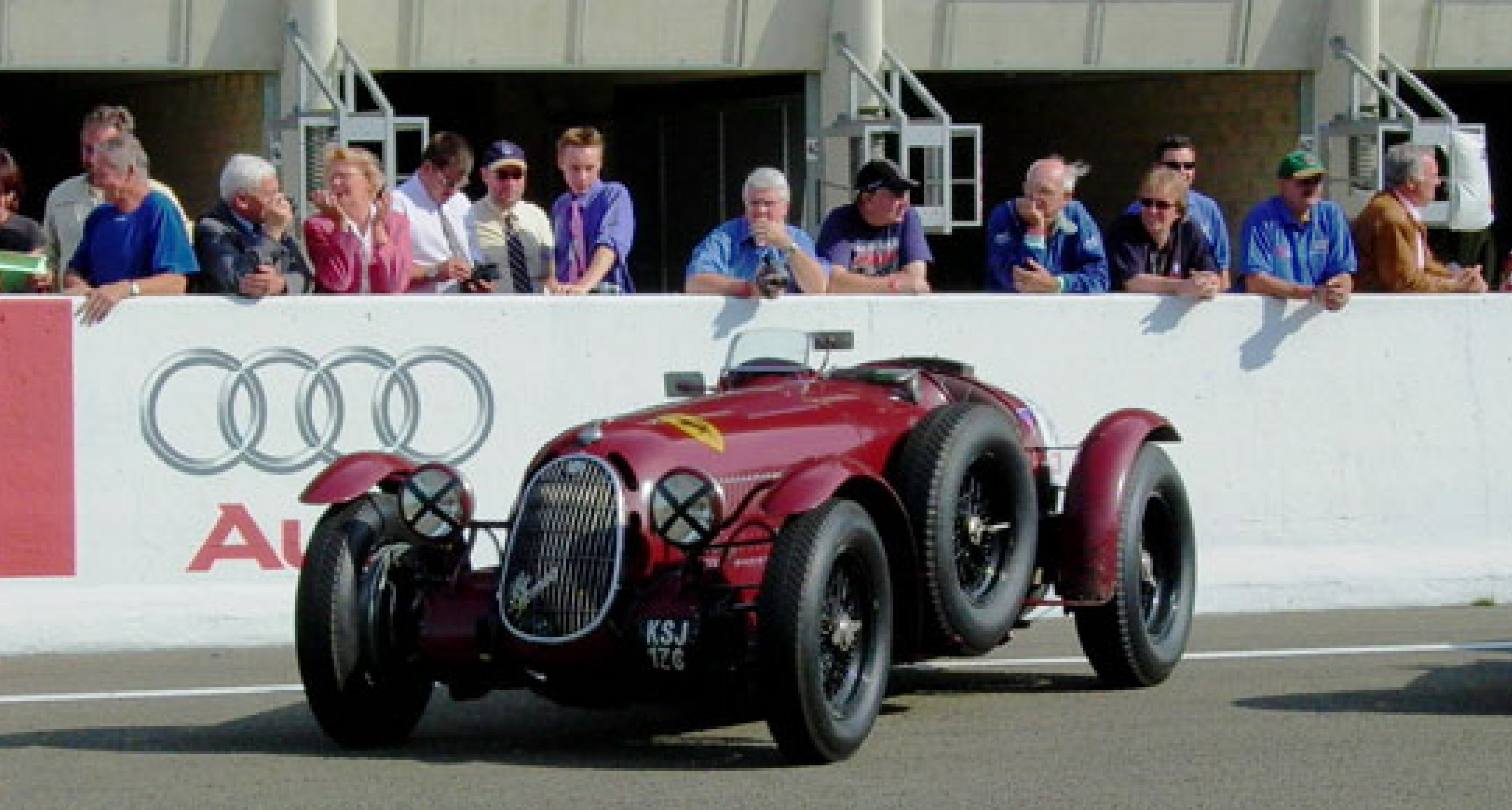 Vorschau - Le Mans Classic 2004