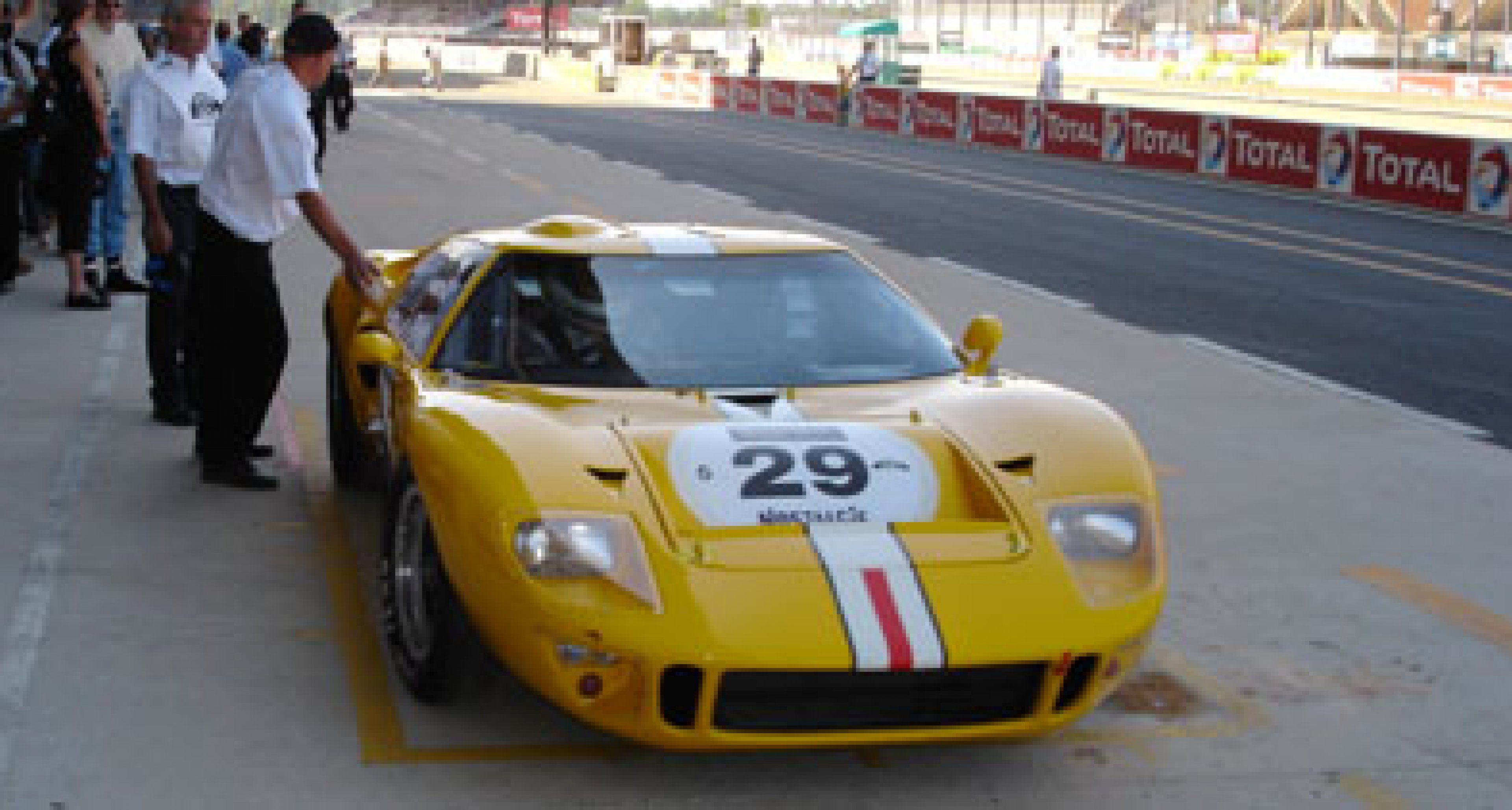 Ford GT40 4.7 litre