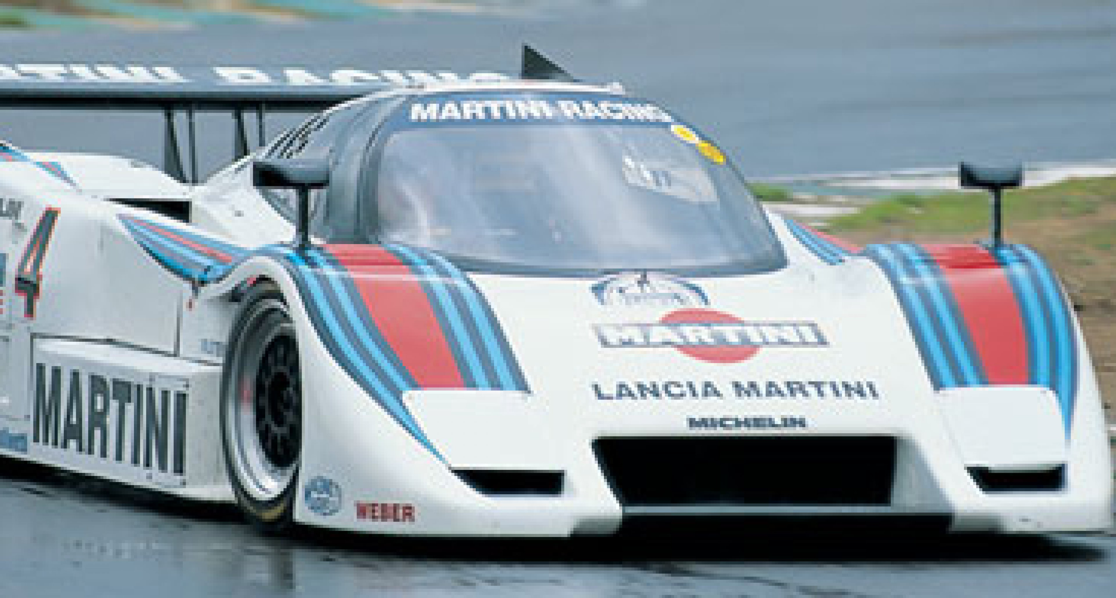 Lancia LC2 - Into the Lion's Den