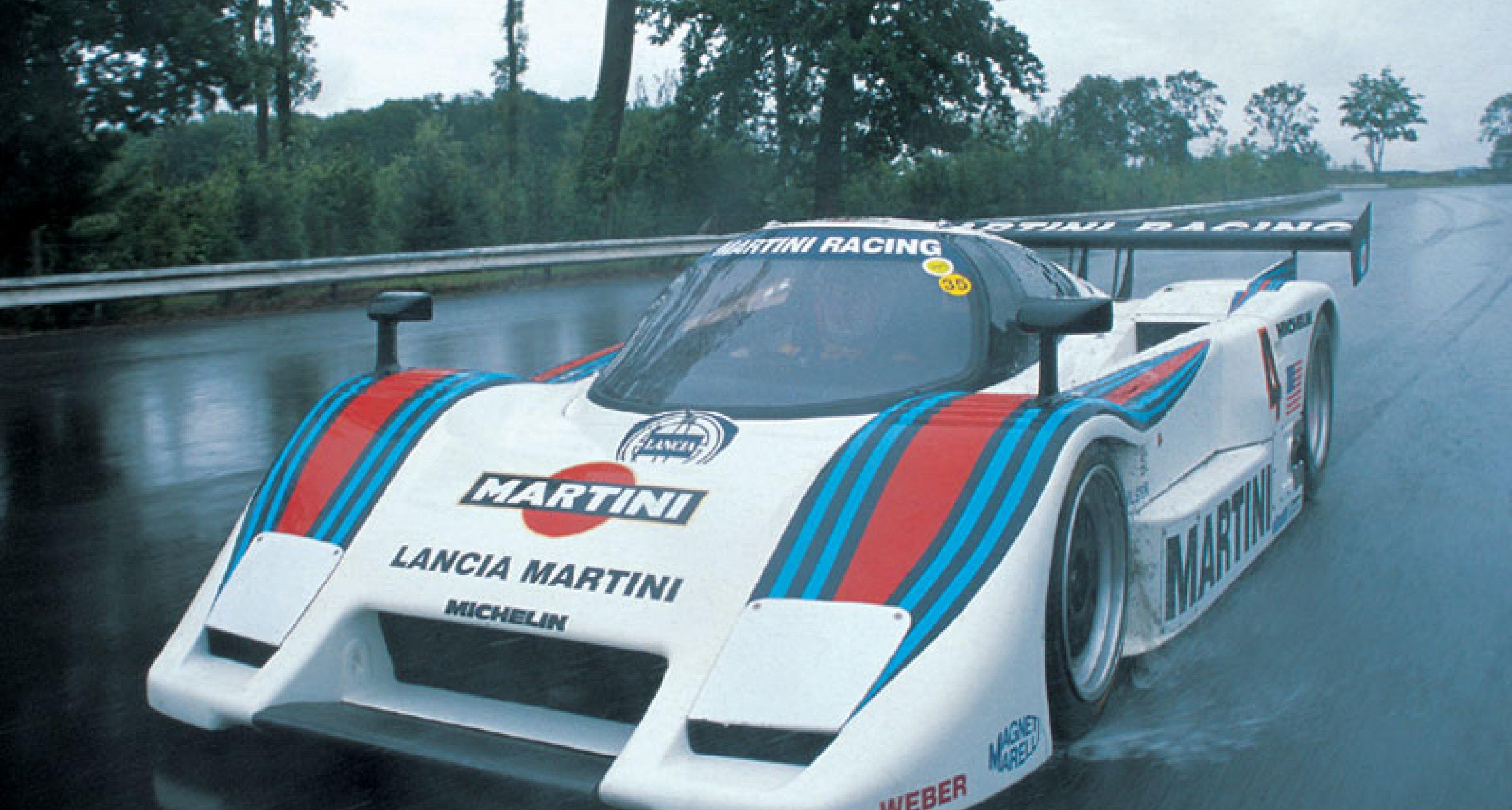 Lancia LC2 - Into the Lion's Den