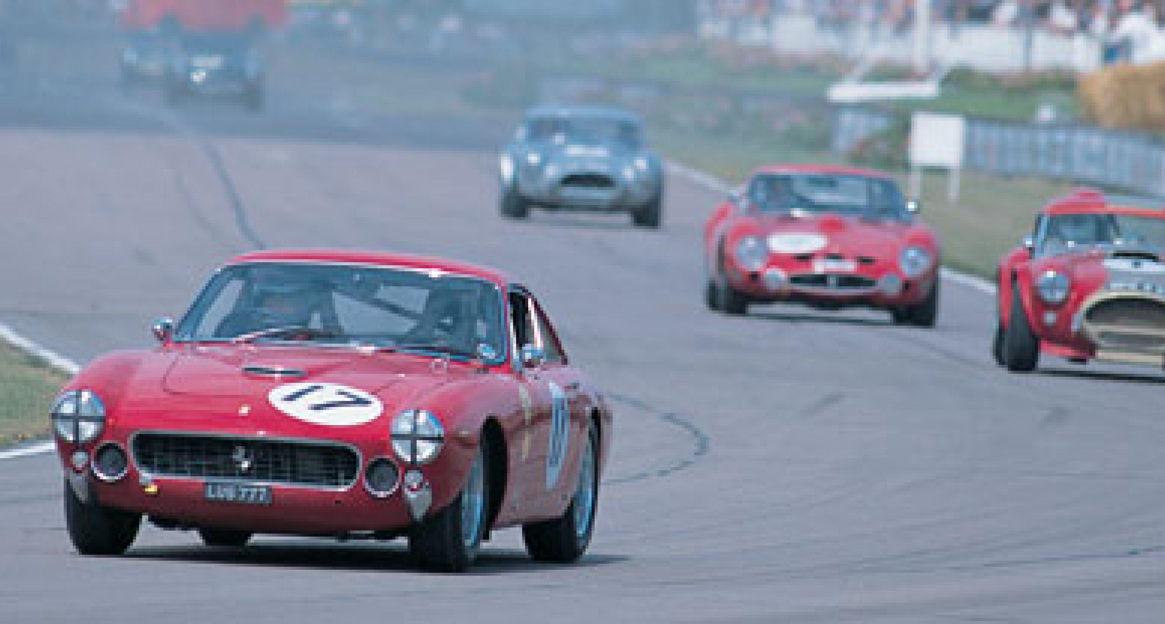 Ferrari 250 Lusso Competizione