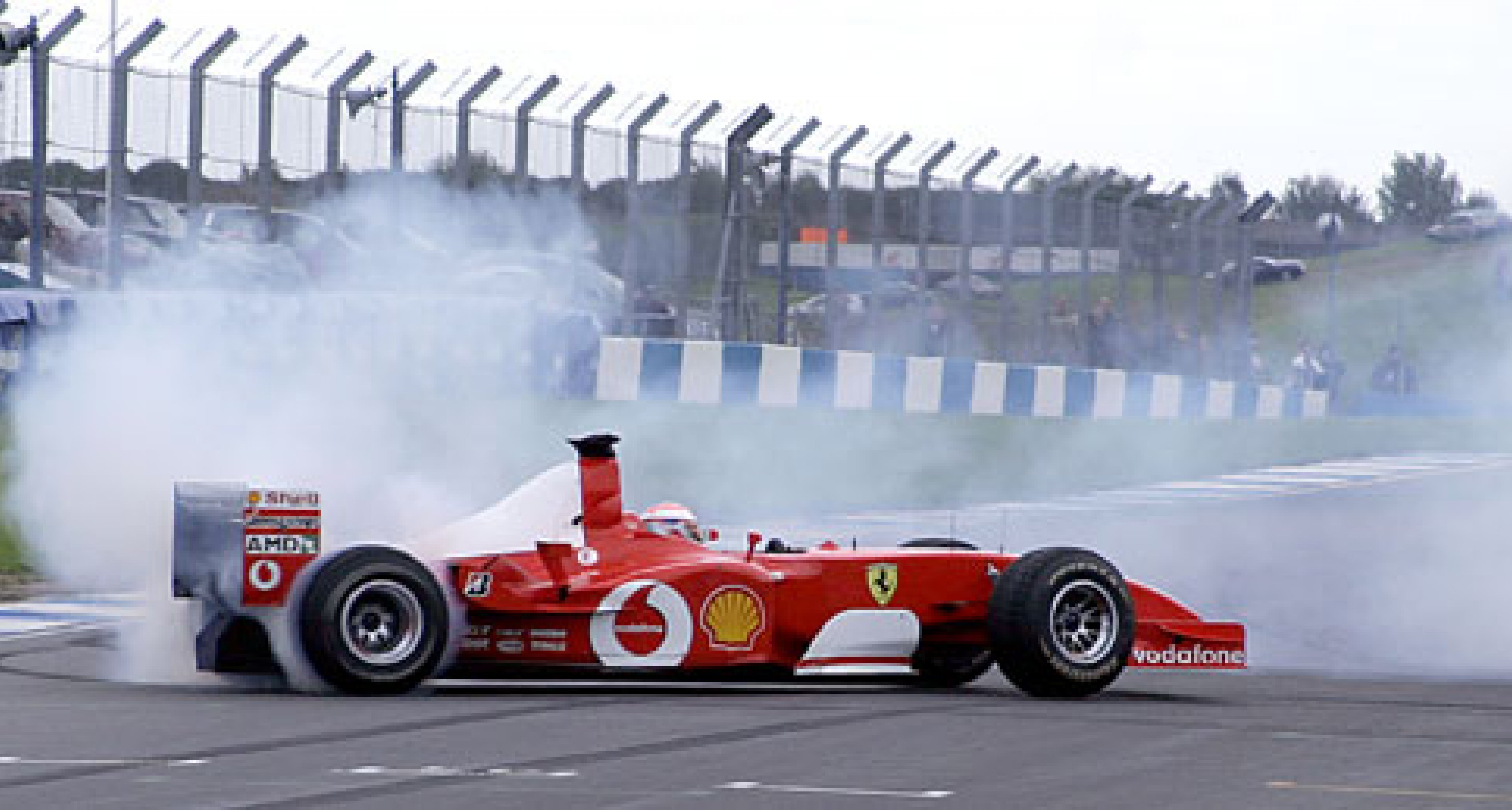 Roter Alarm in Donington