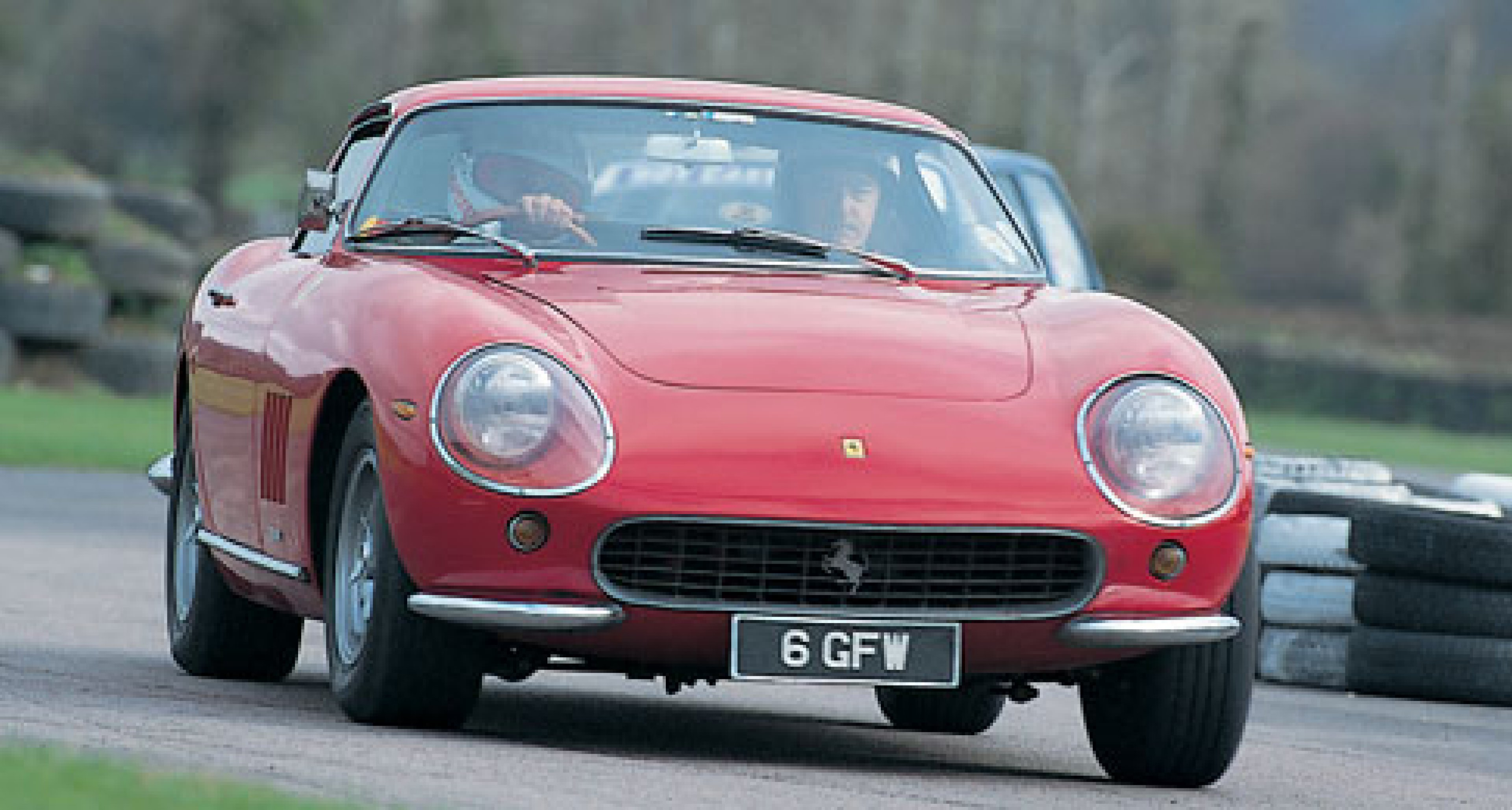 The Ferrari 275 On Road and Track