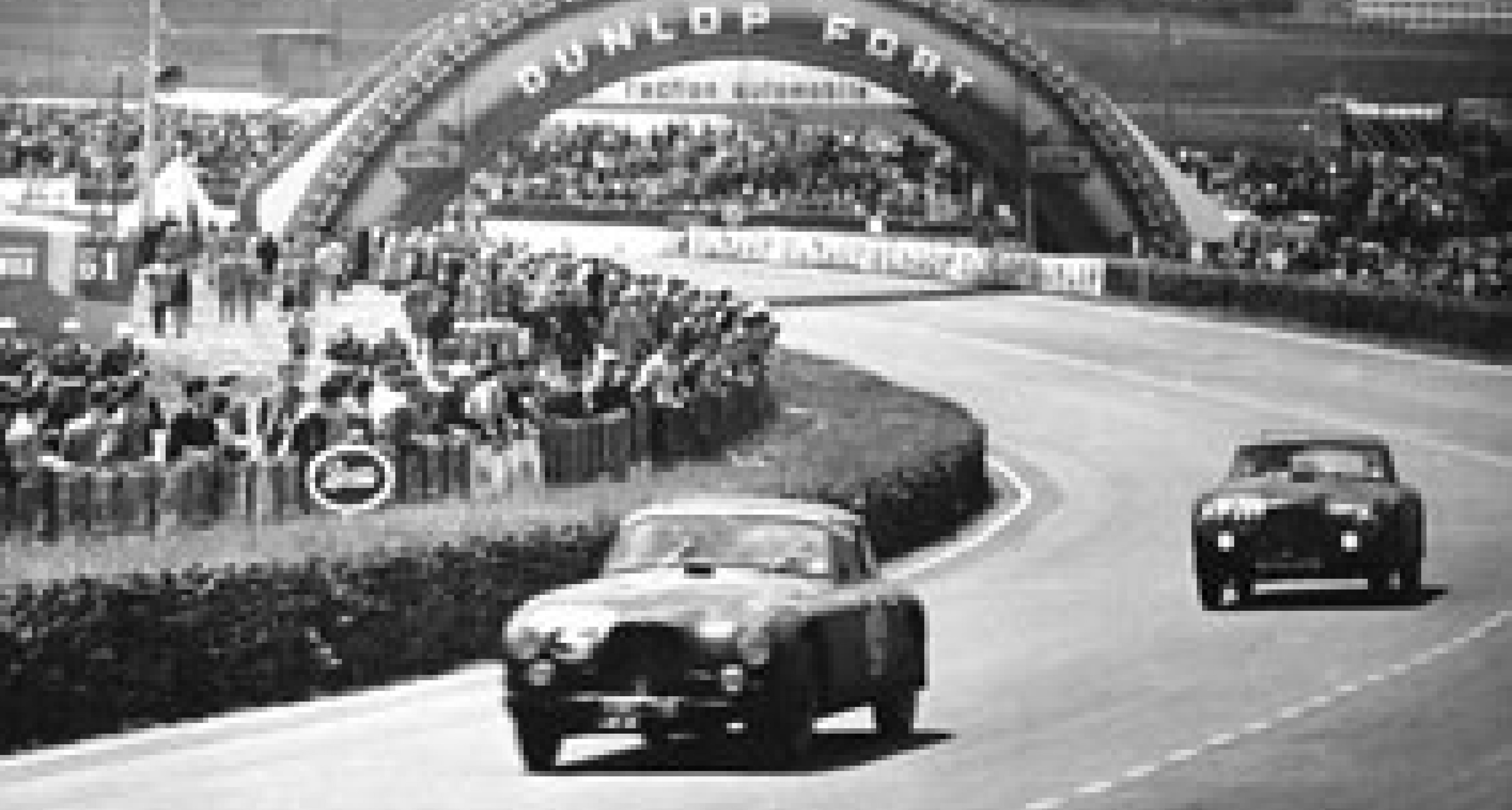 Eric Thompson - 3rd at Le Mans in 1951