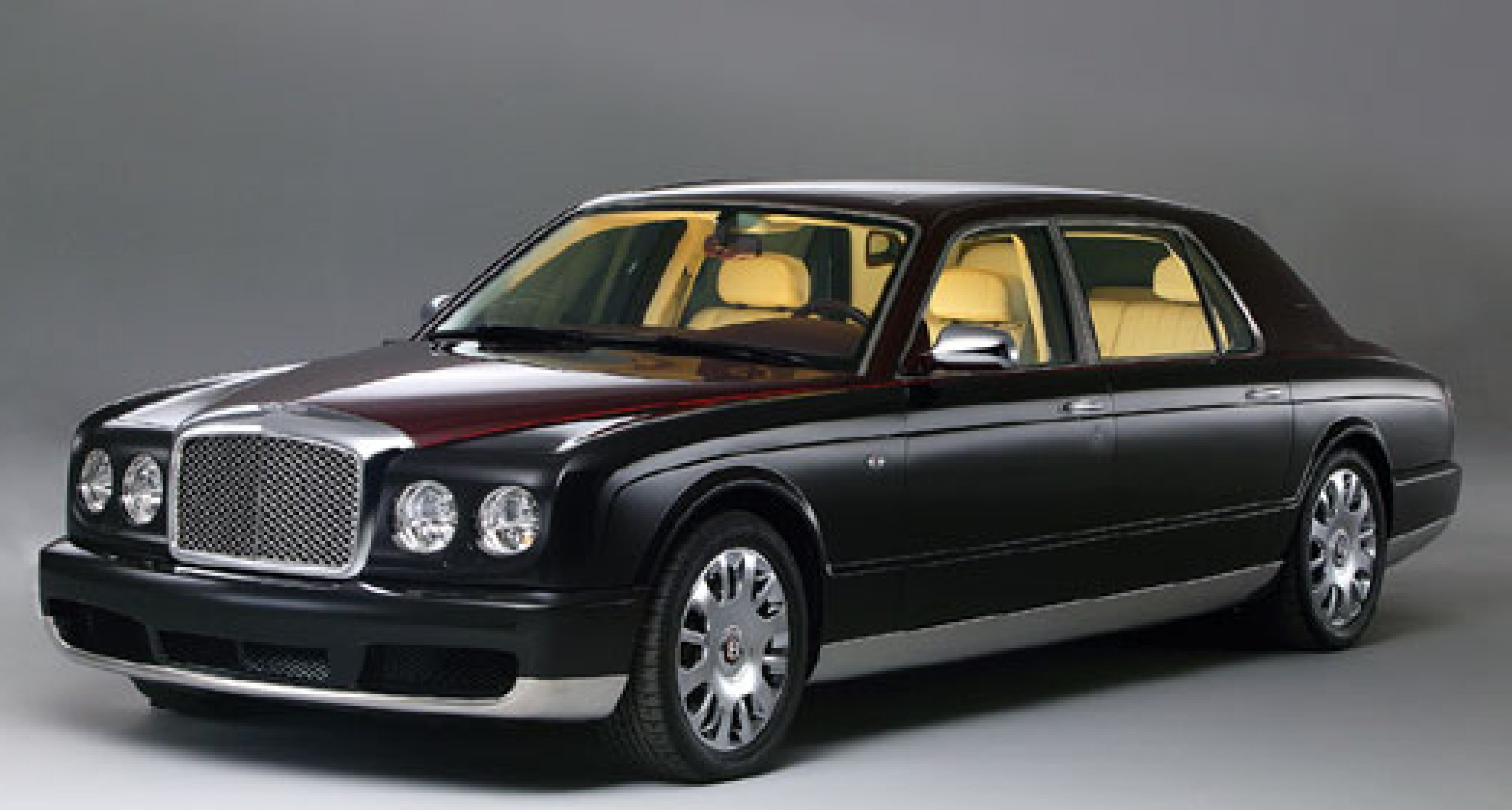 Bentley Motors to produce the Arnage Limousine