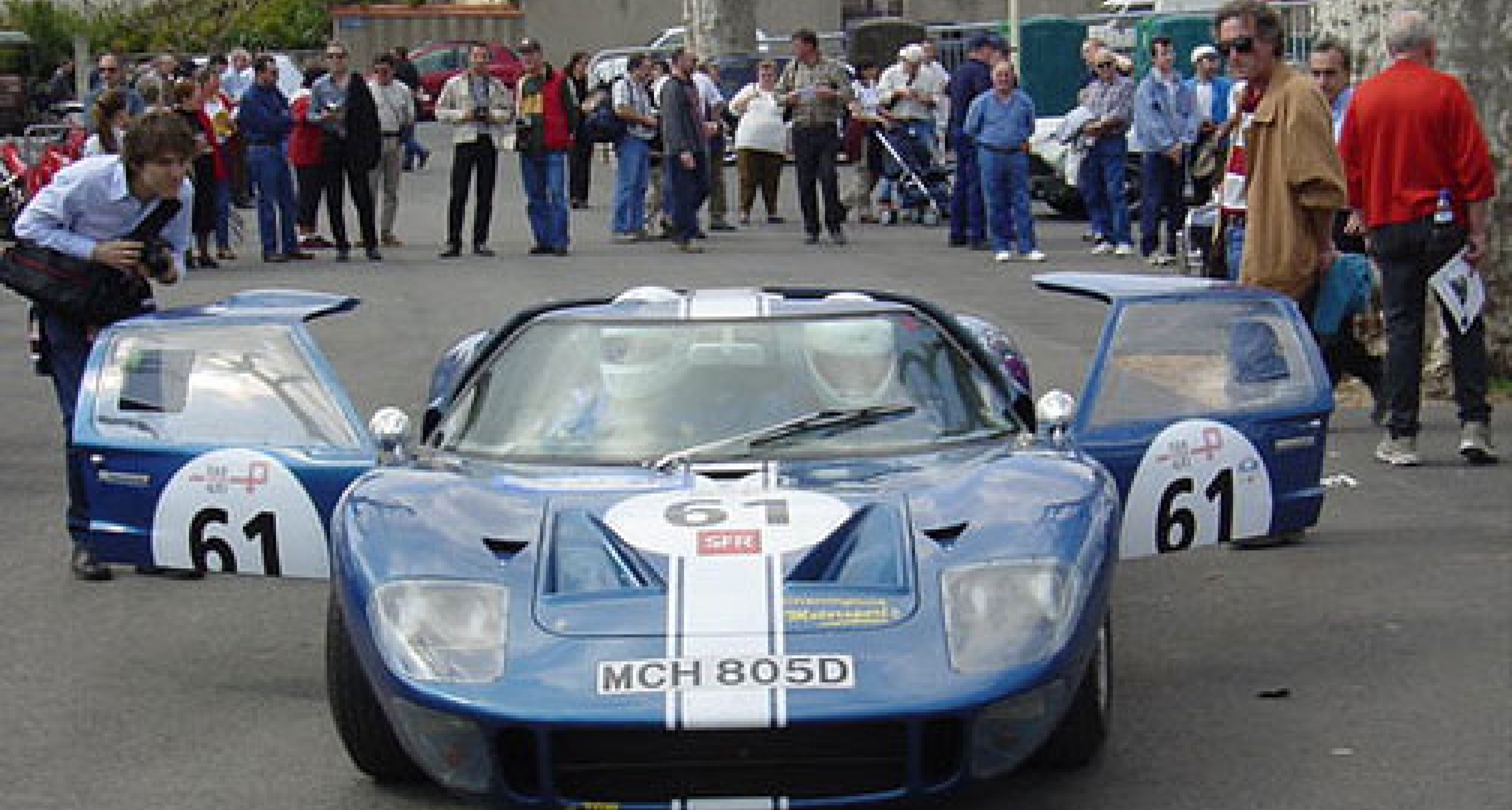 Tour Auto 2005 - provisional entry list revealed by Peter Auto