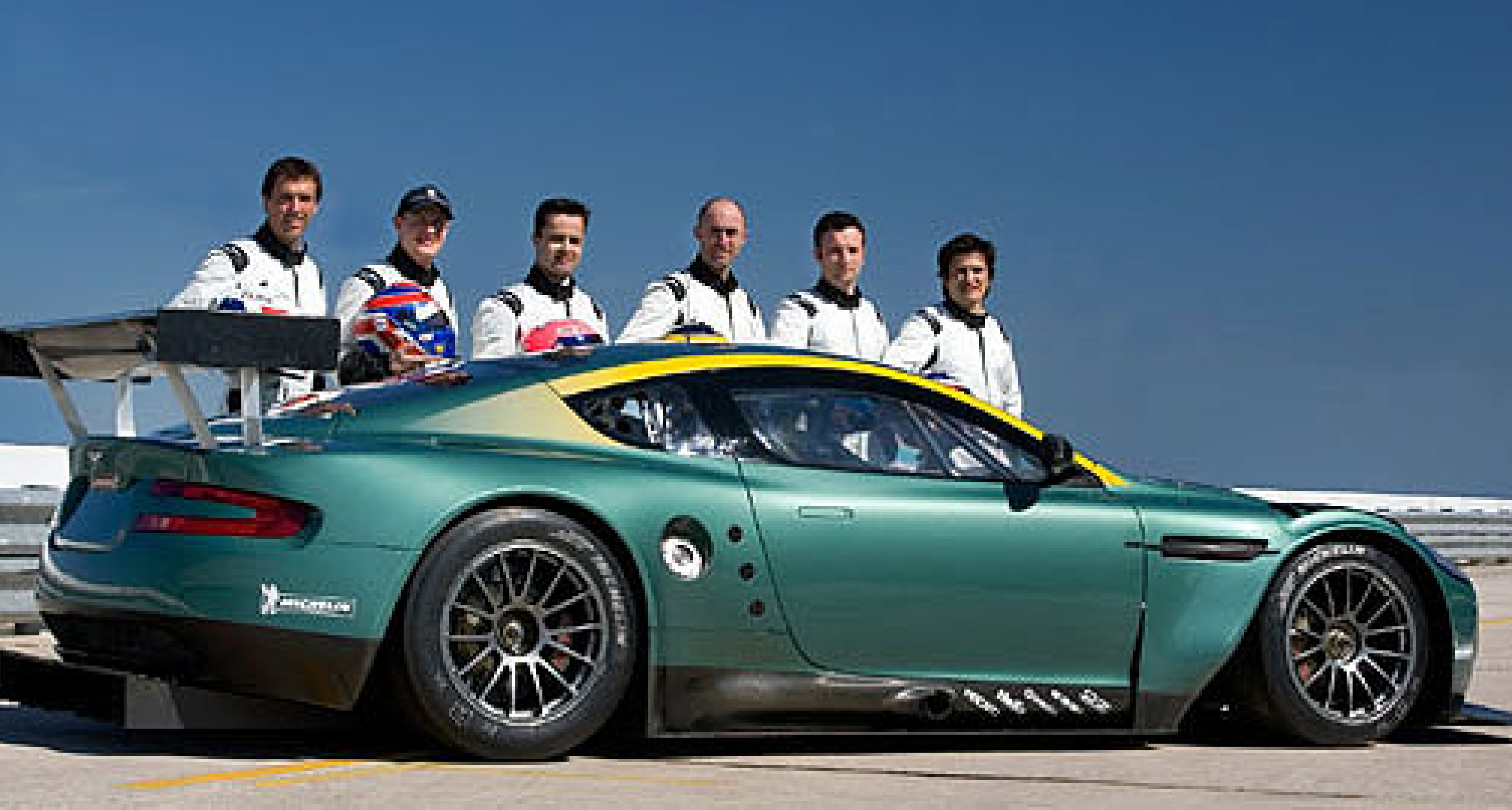 Aston Martin Racing Announces Driver Line-Up