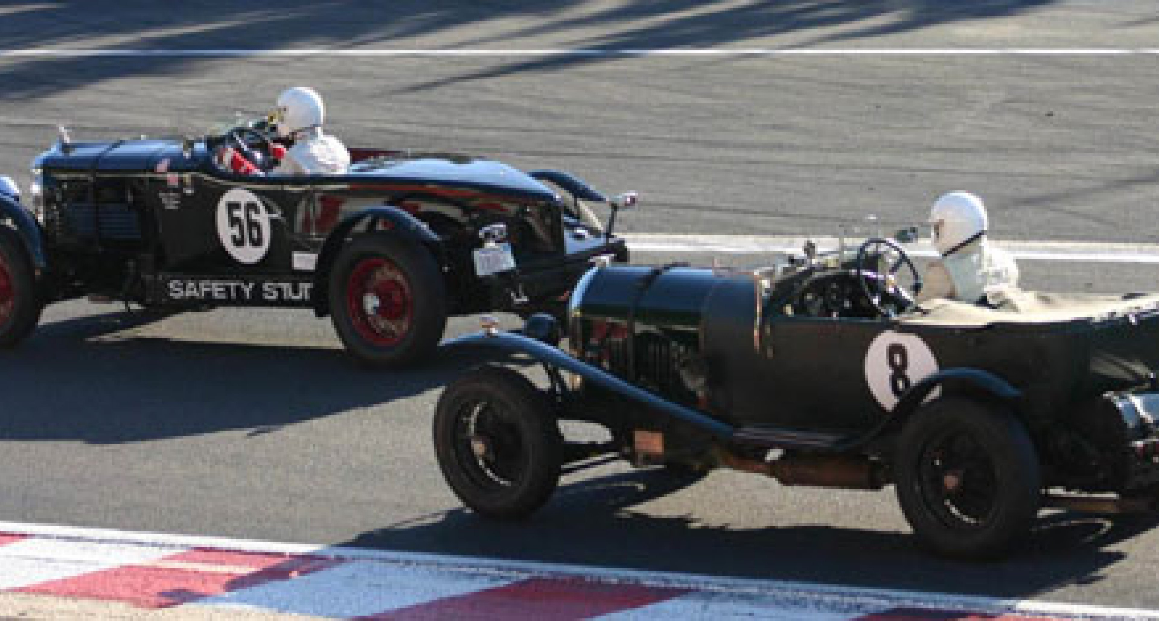 Pre-War Sports Car Series Comes to the UK in 2005