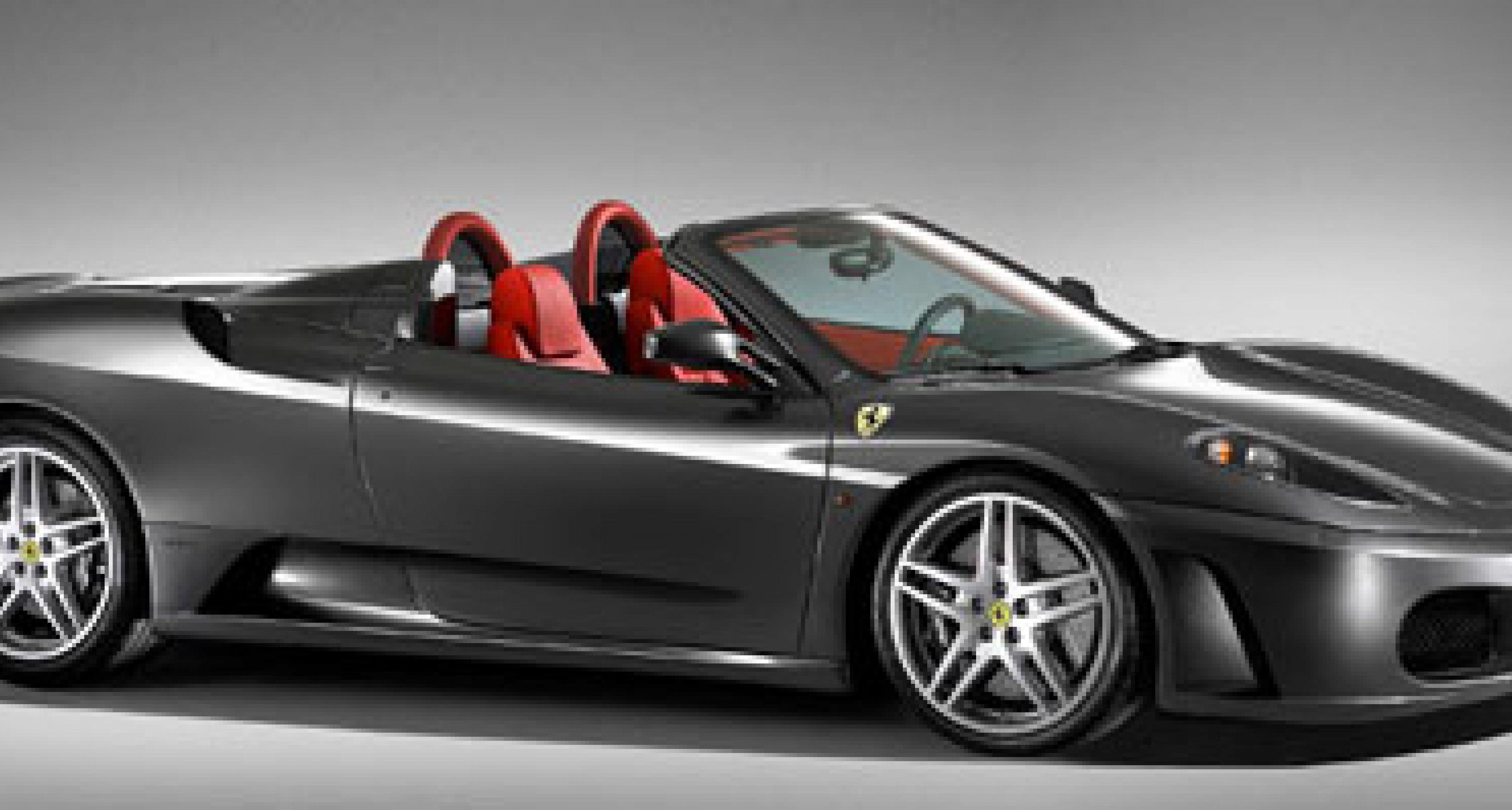 Ferrari F430 to debut at Geneva