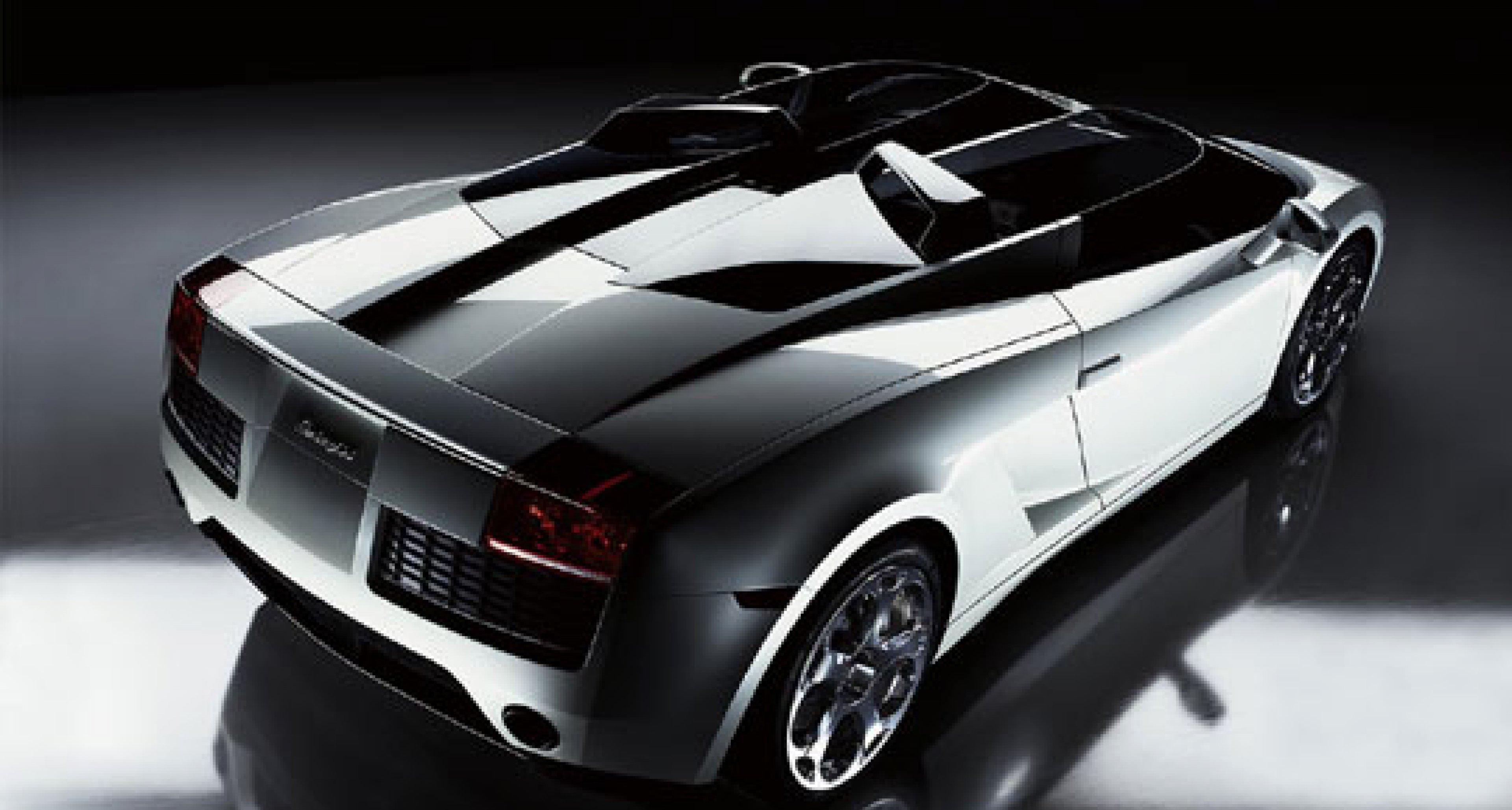 Lamborghini Concept S at Geneva
