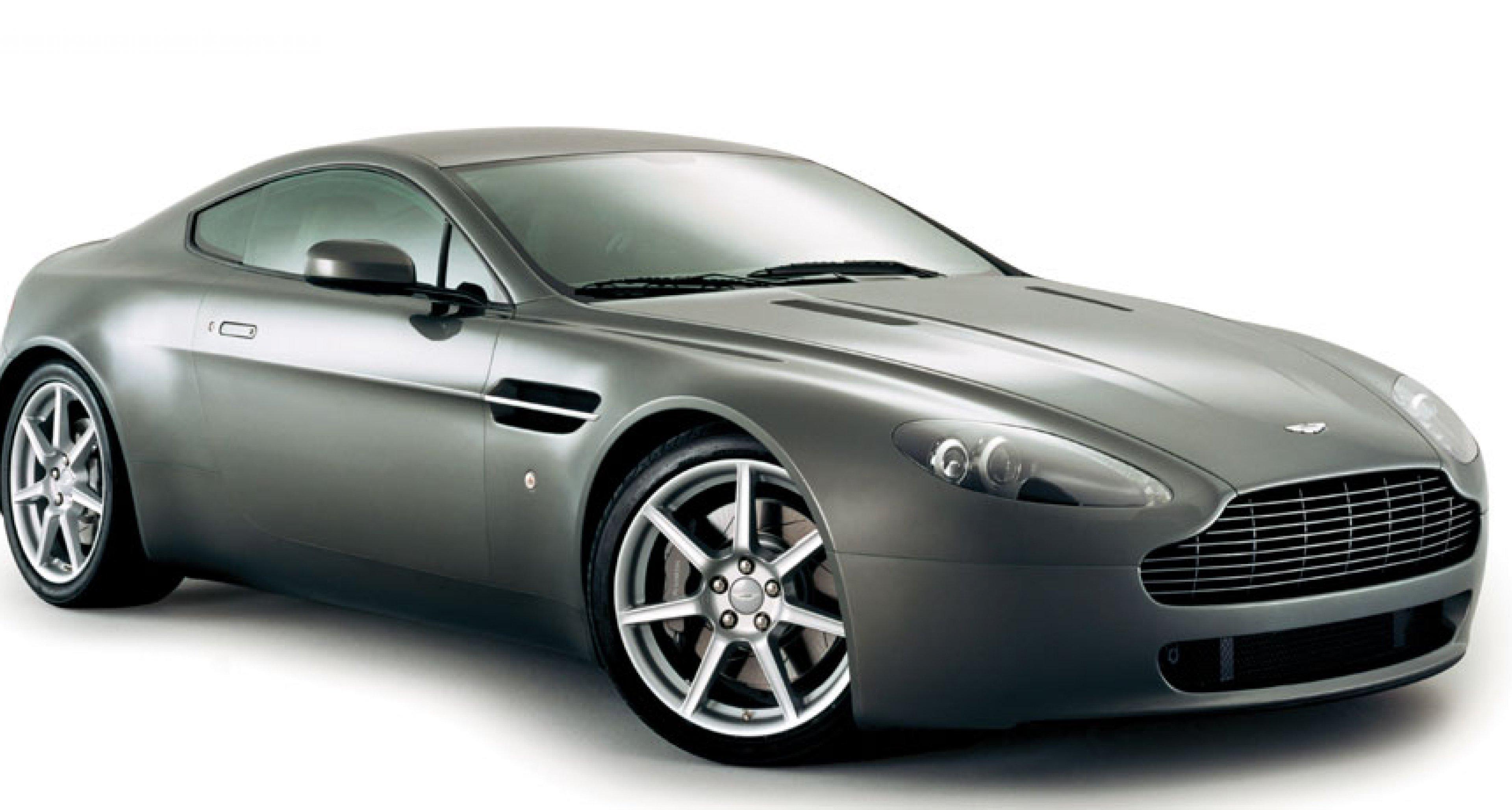 Aston Martin V8 Vantage launched at Geneva