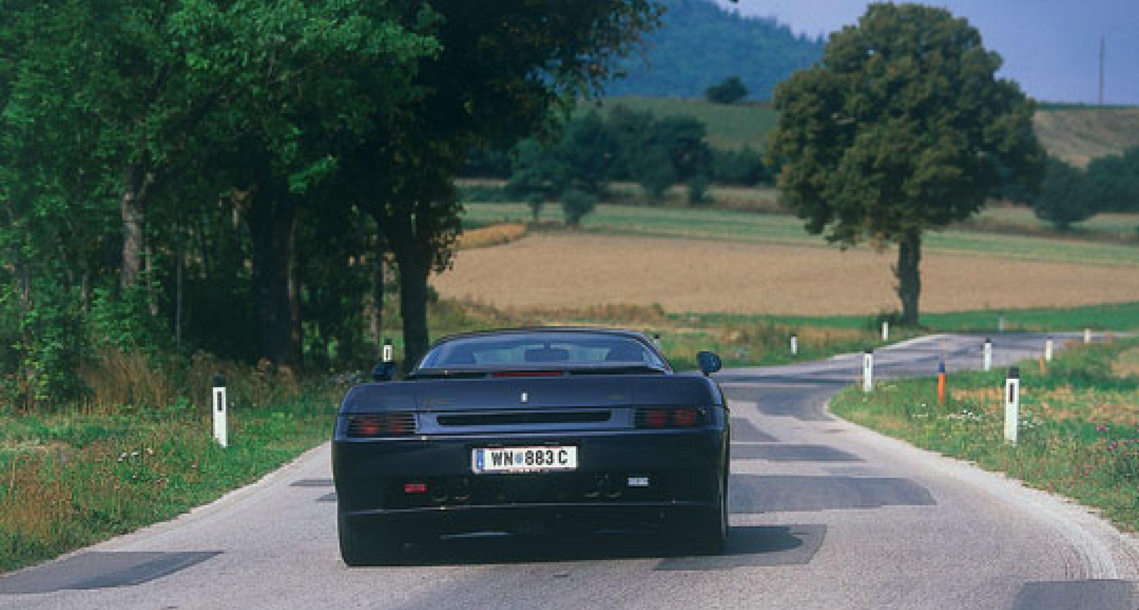 De Tomaso Guara - The Enigmatic Supercar