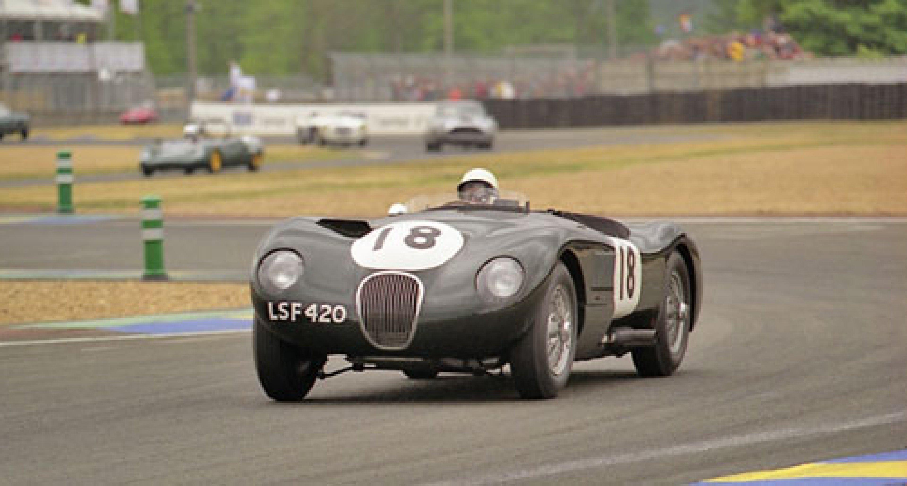 Le Mans Legend 2005 - Star Entries