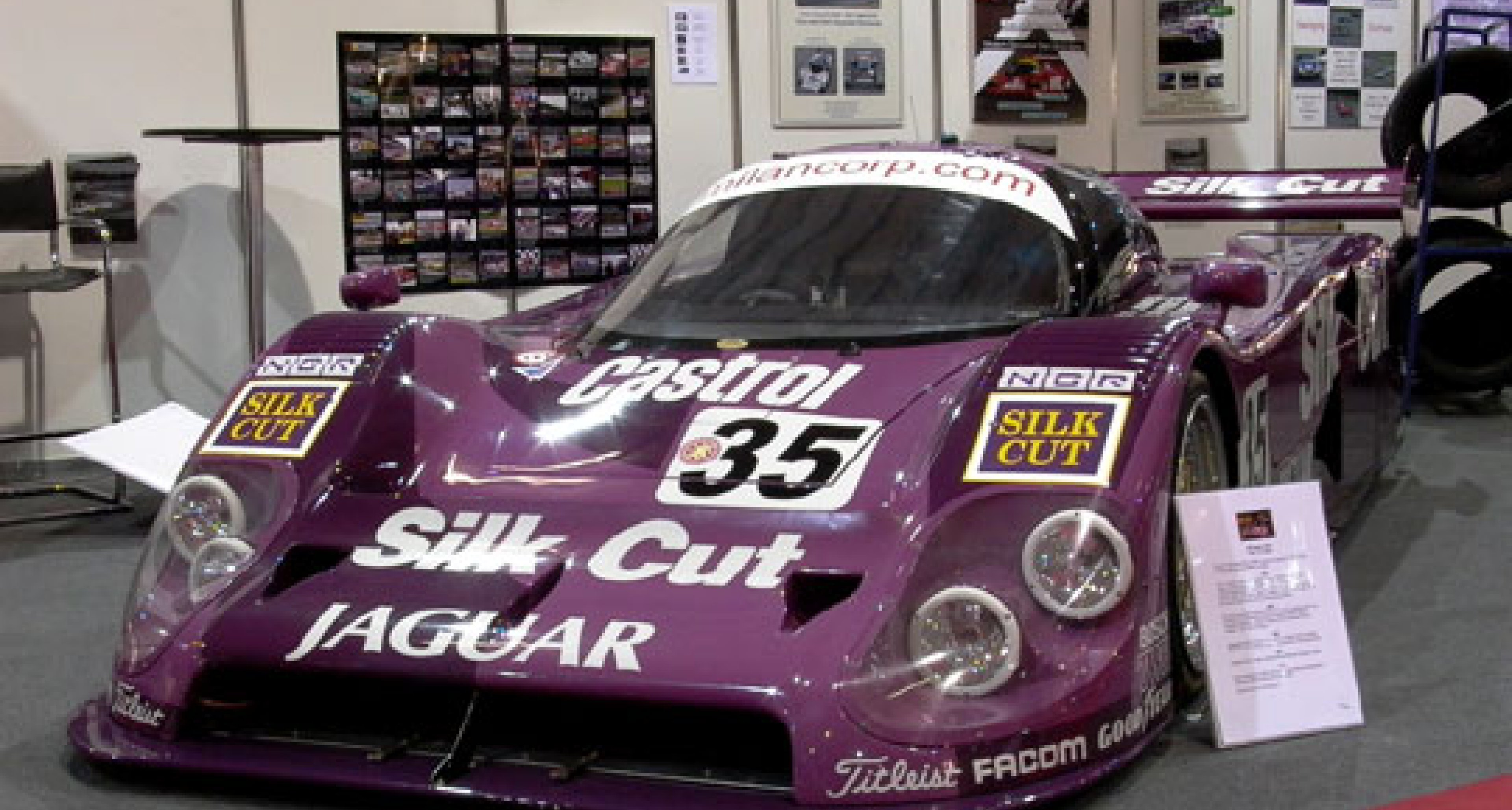 The Second International Historic Motorsport Show