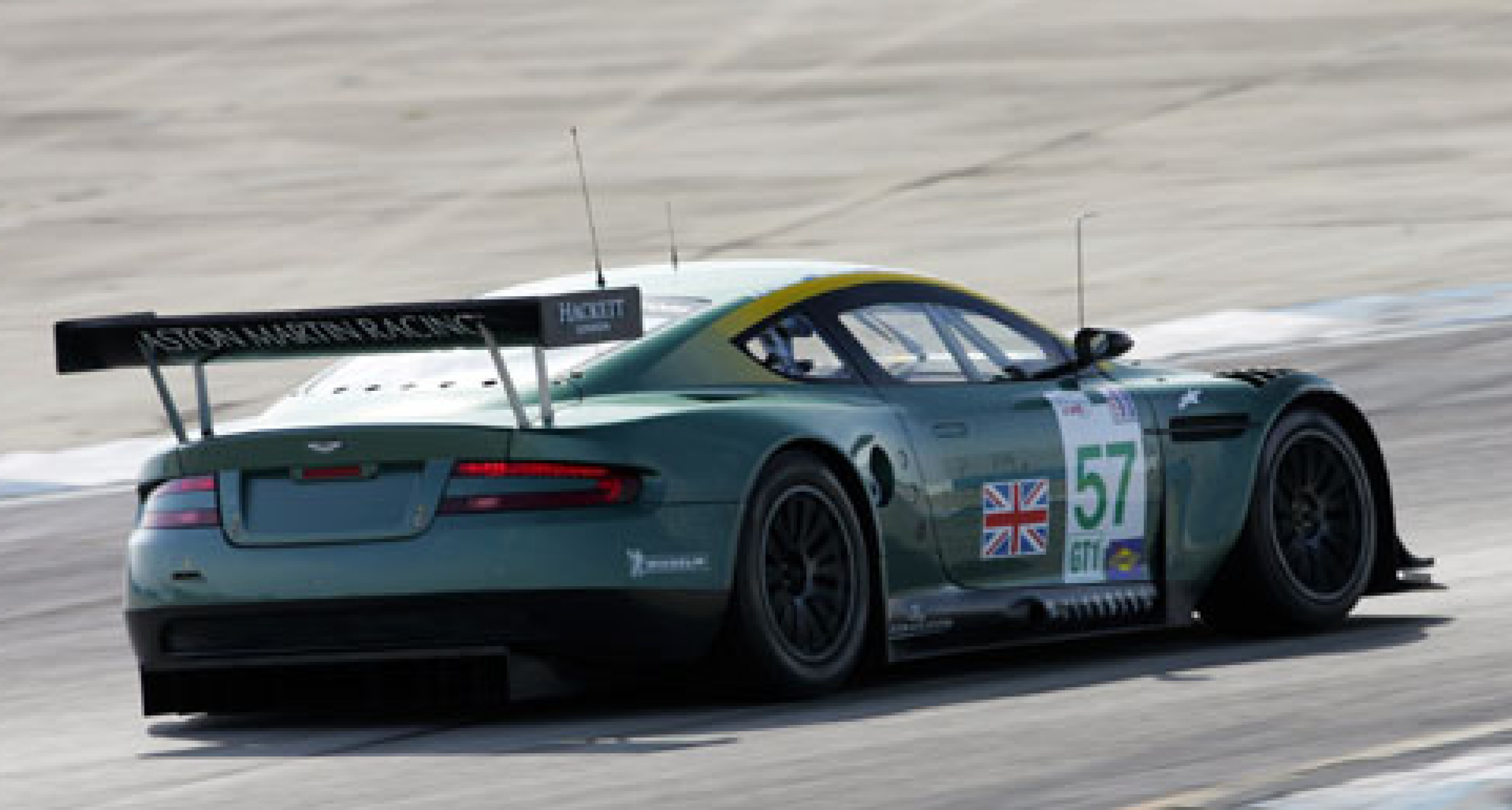 Triumphant debut for Aston Martin at Sebring