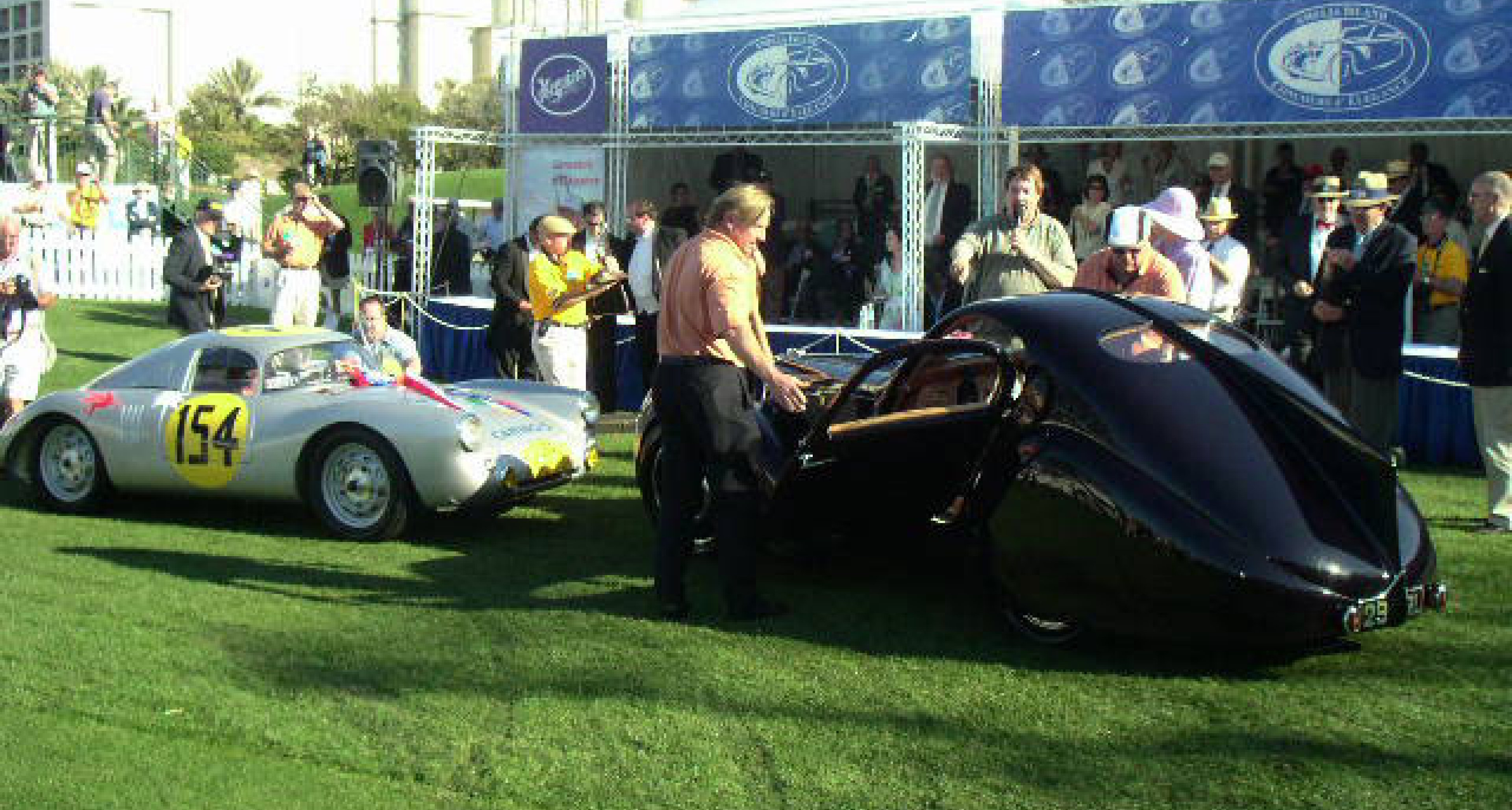 Amelia Island Concours 2005