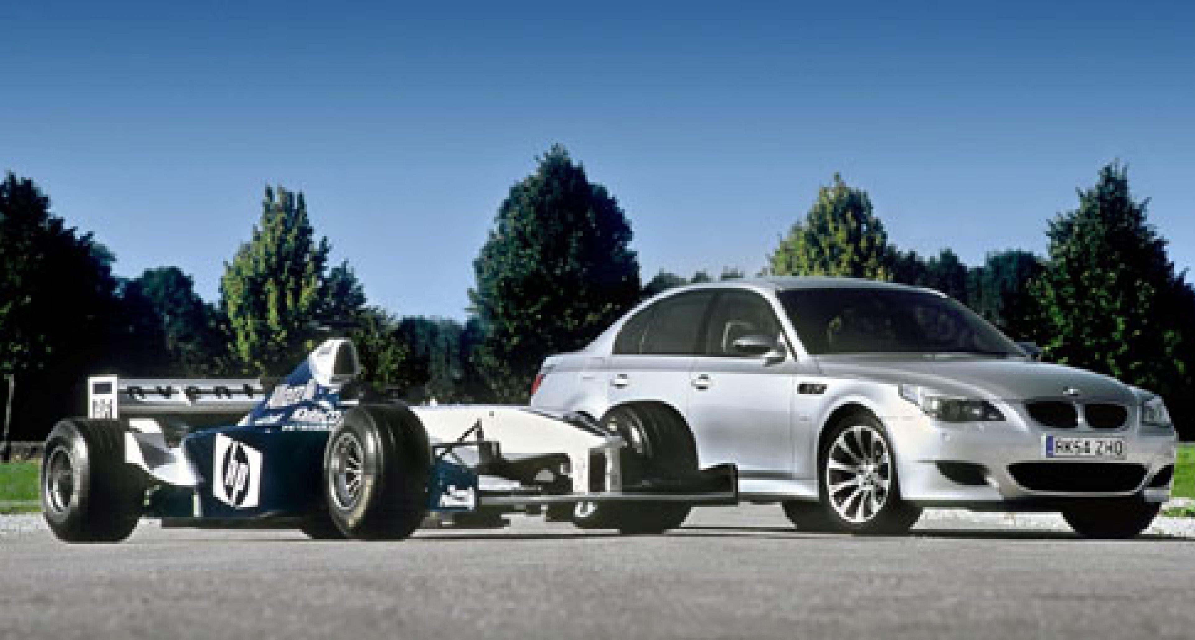 The new BMW M3 CS Coupé