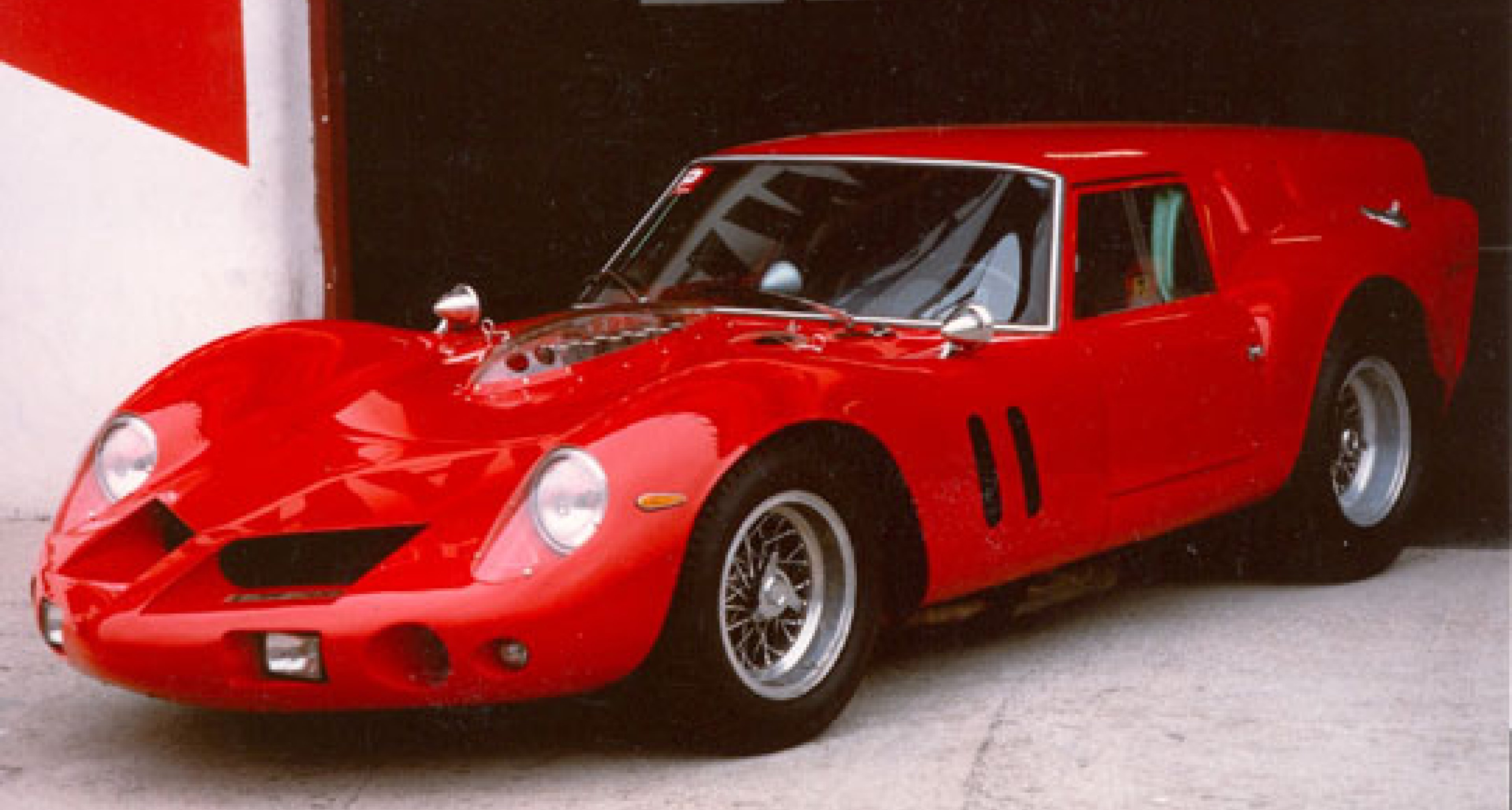 Christie's to auction legendary GT Ferrari at Monterey this August