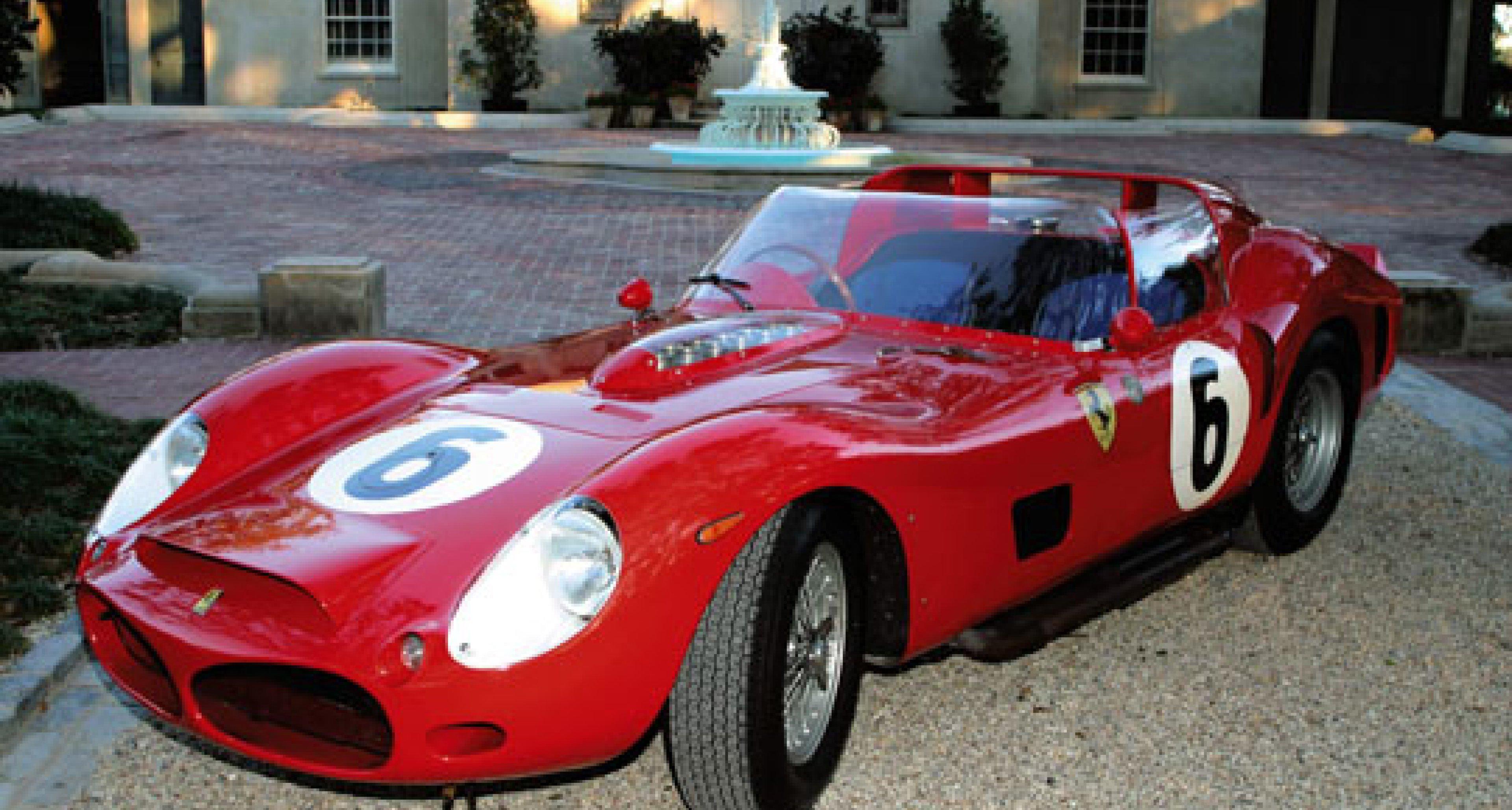 Sotheby's at Ferrari