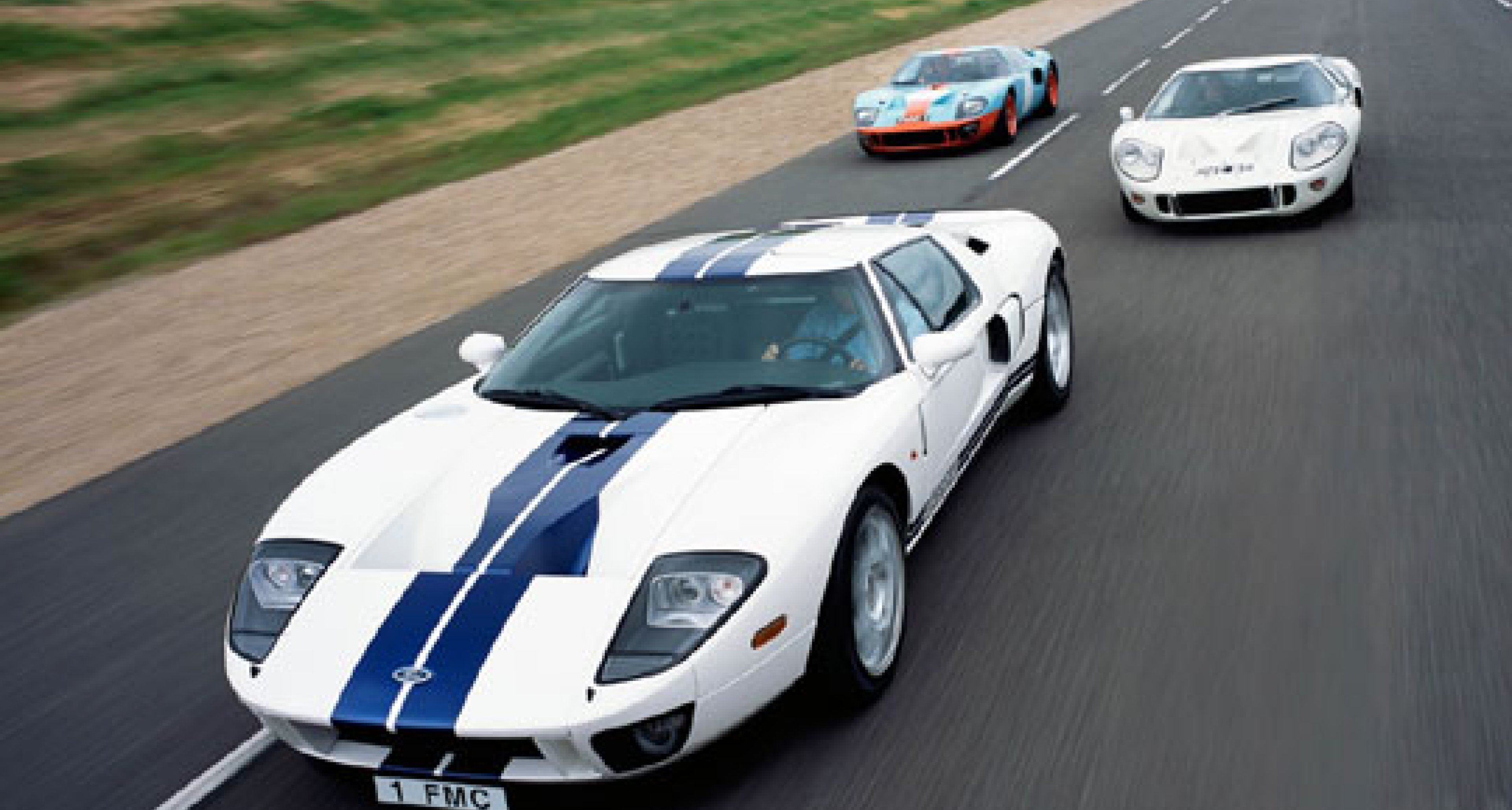 Ford GT deliveries start in the UK