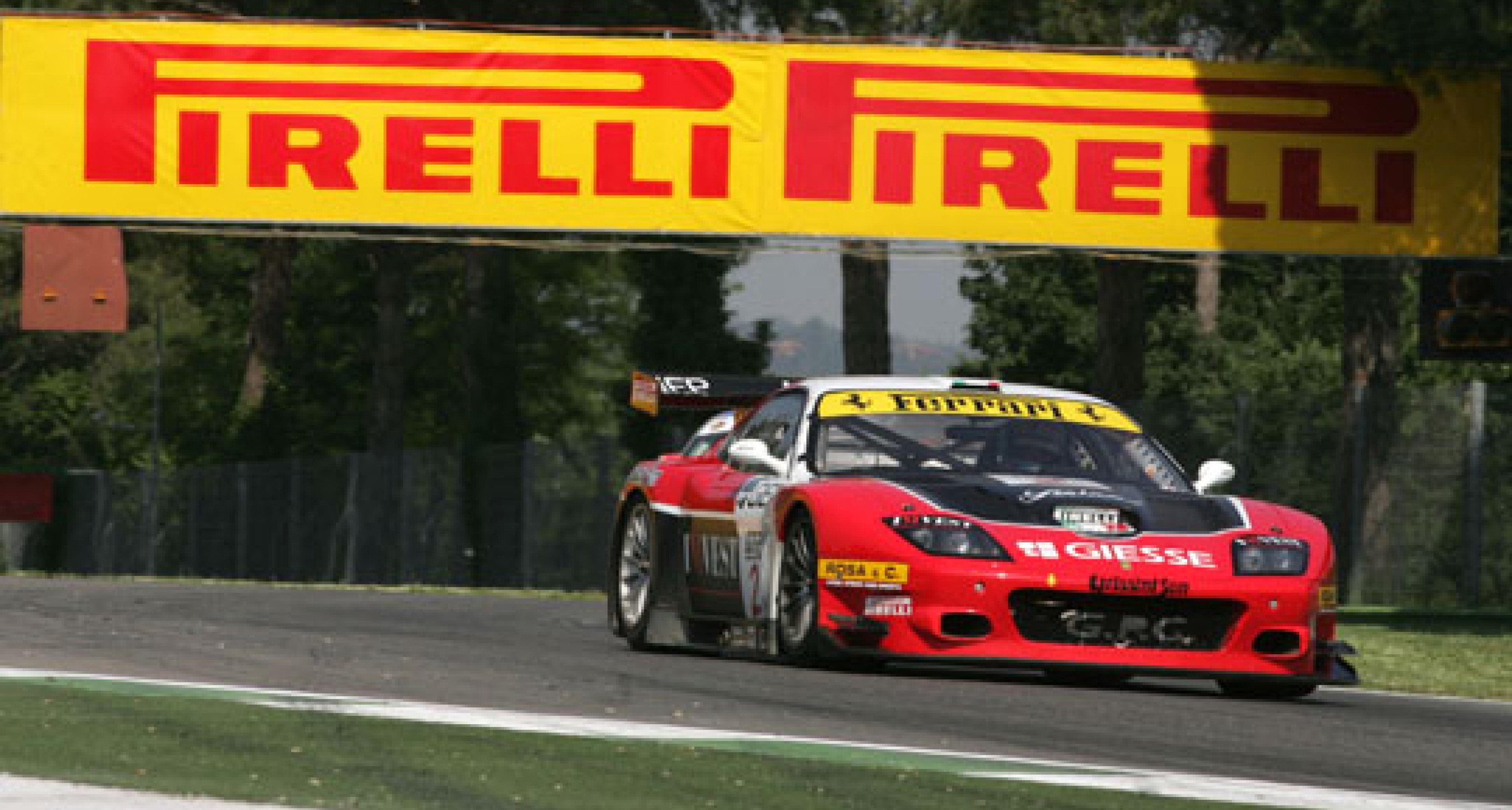 FIA GT at Imola
