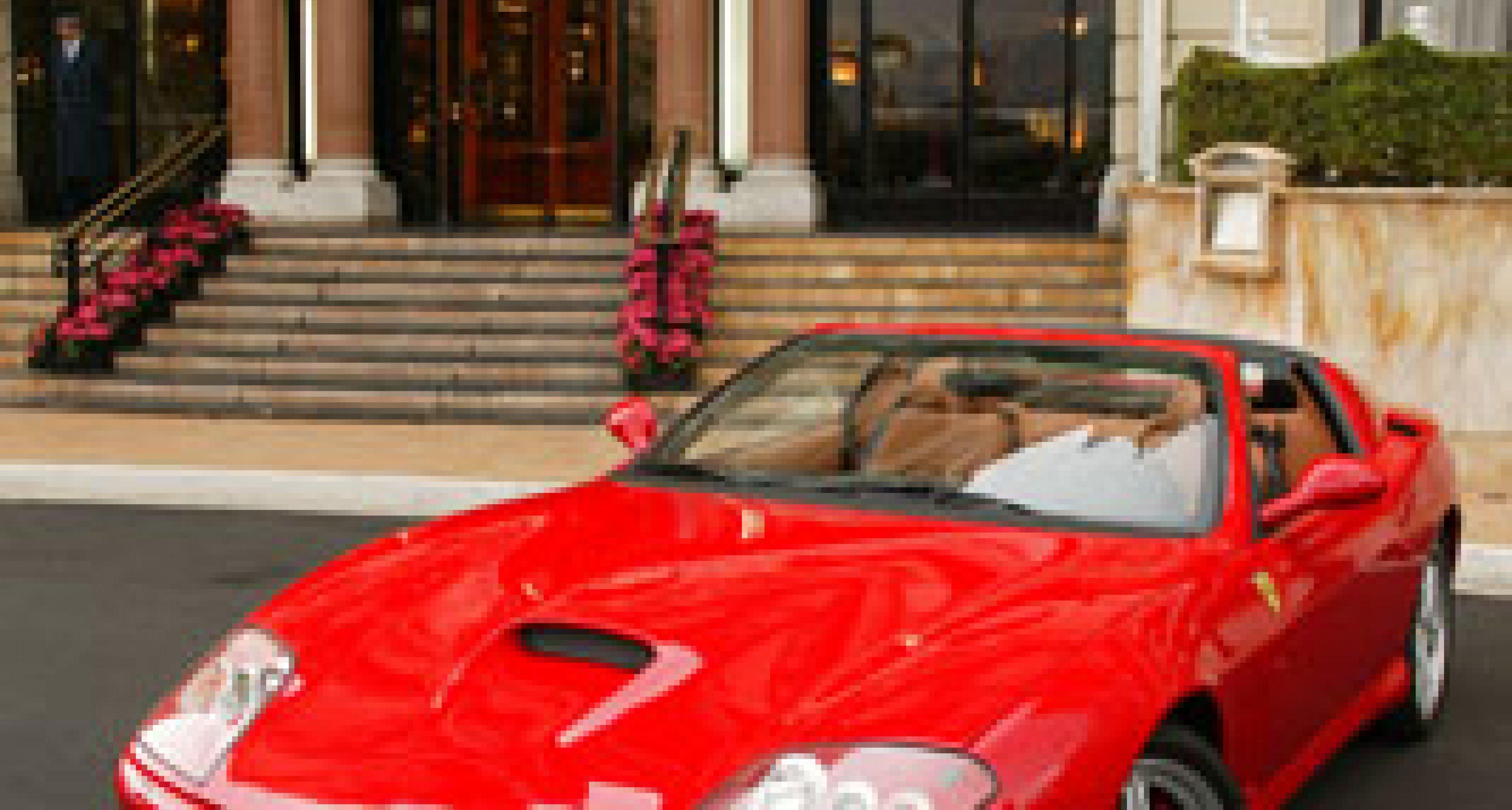 Ferrari Superamerica at Monte Carlo