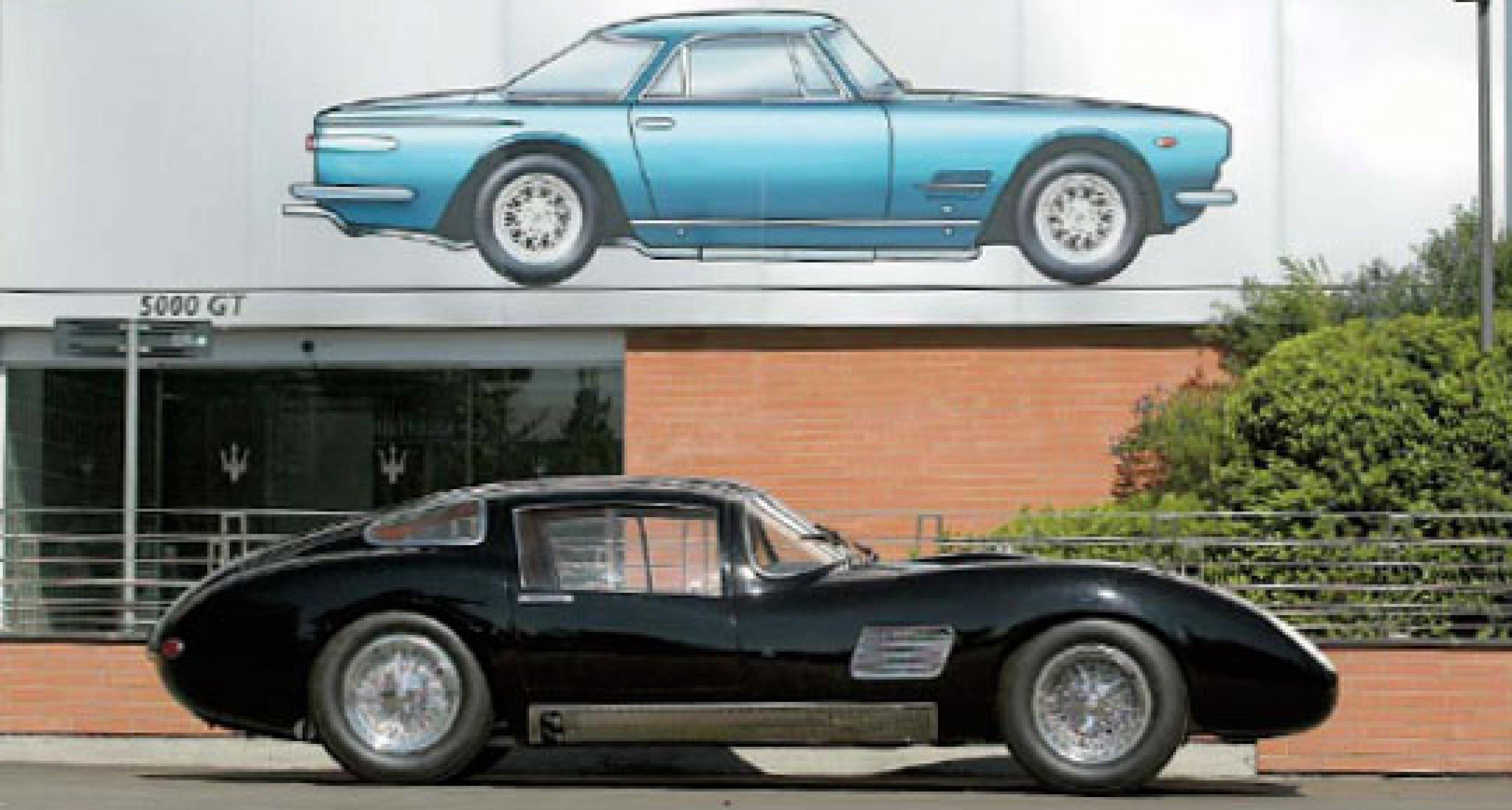 Sotheby's Ferrari und Maserati Auktion 2005 - Vorschau