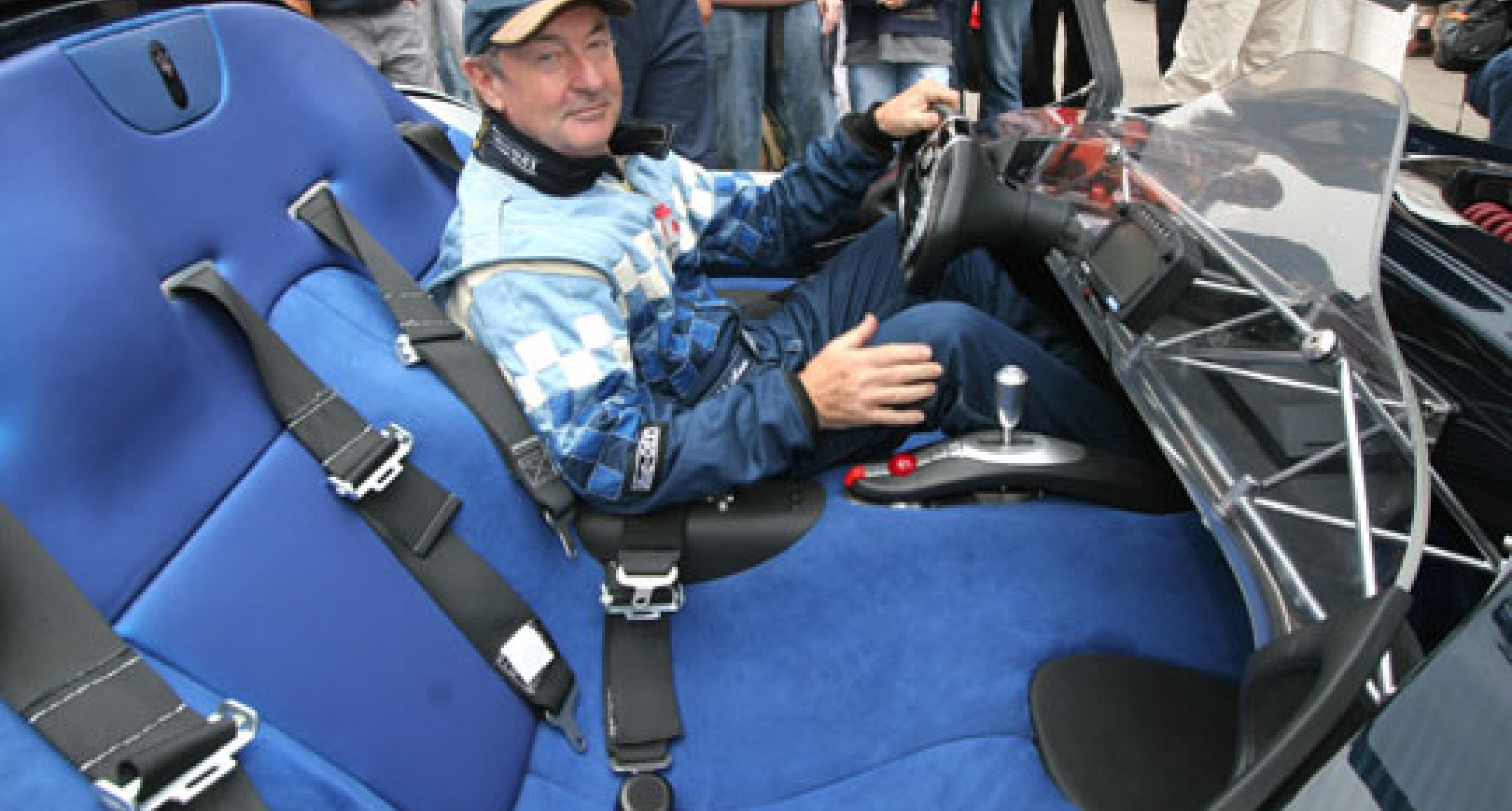 Maserati Birdcage 75th makes its world driving debut at Goodwood Festival of Speed