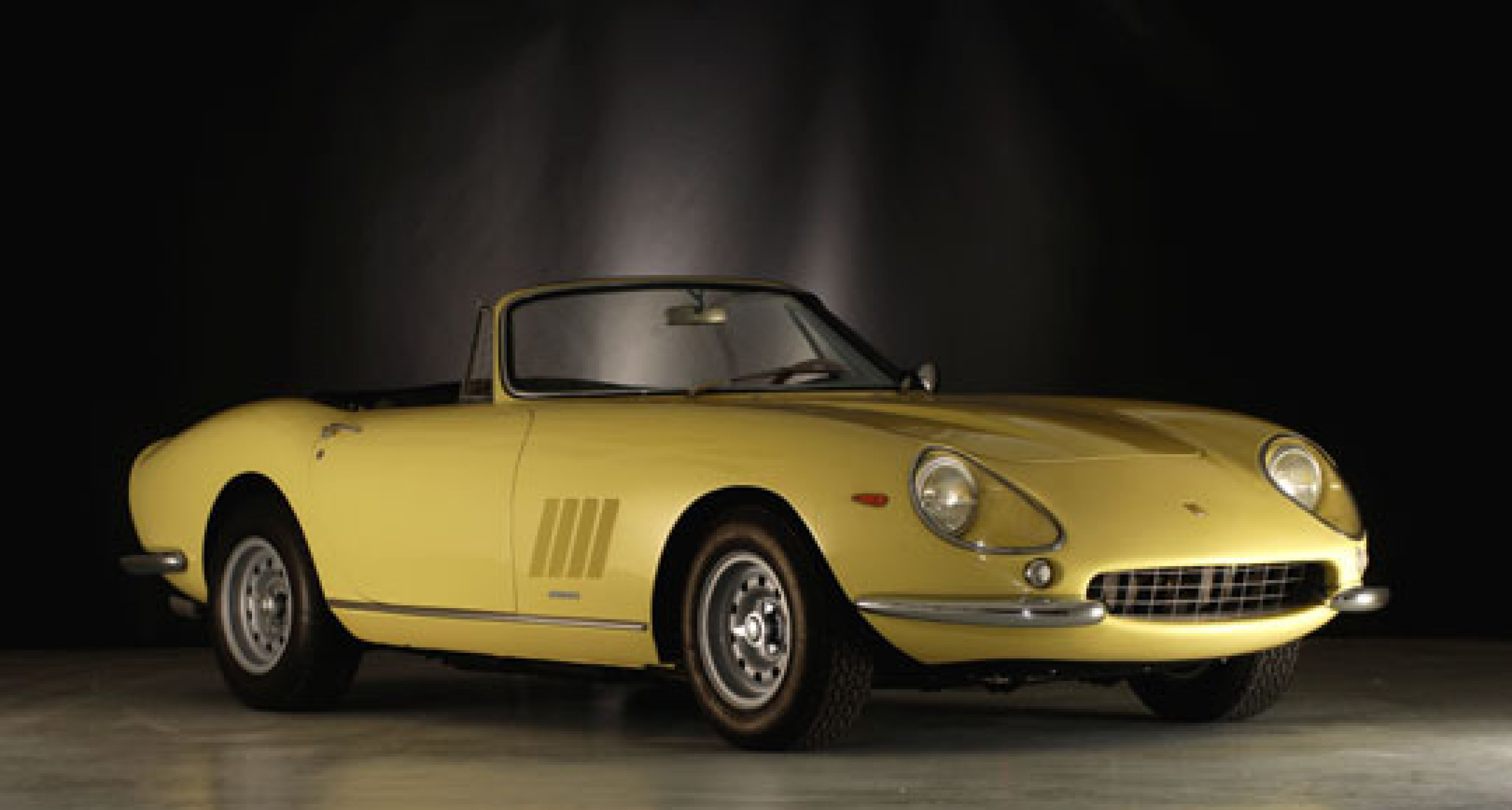 Doubly famous Ferrari to feature at Monterey