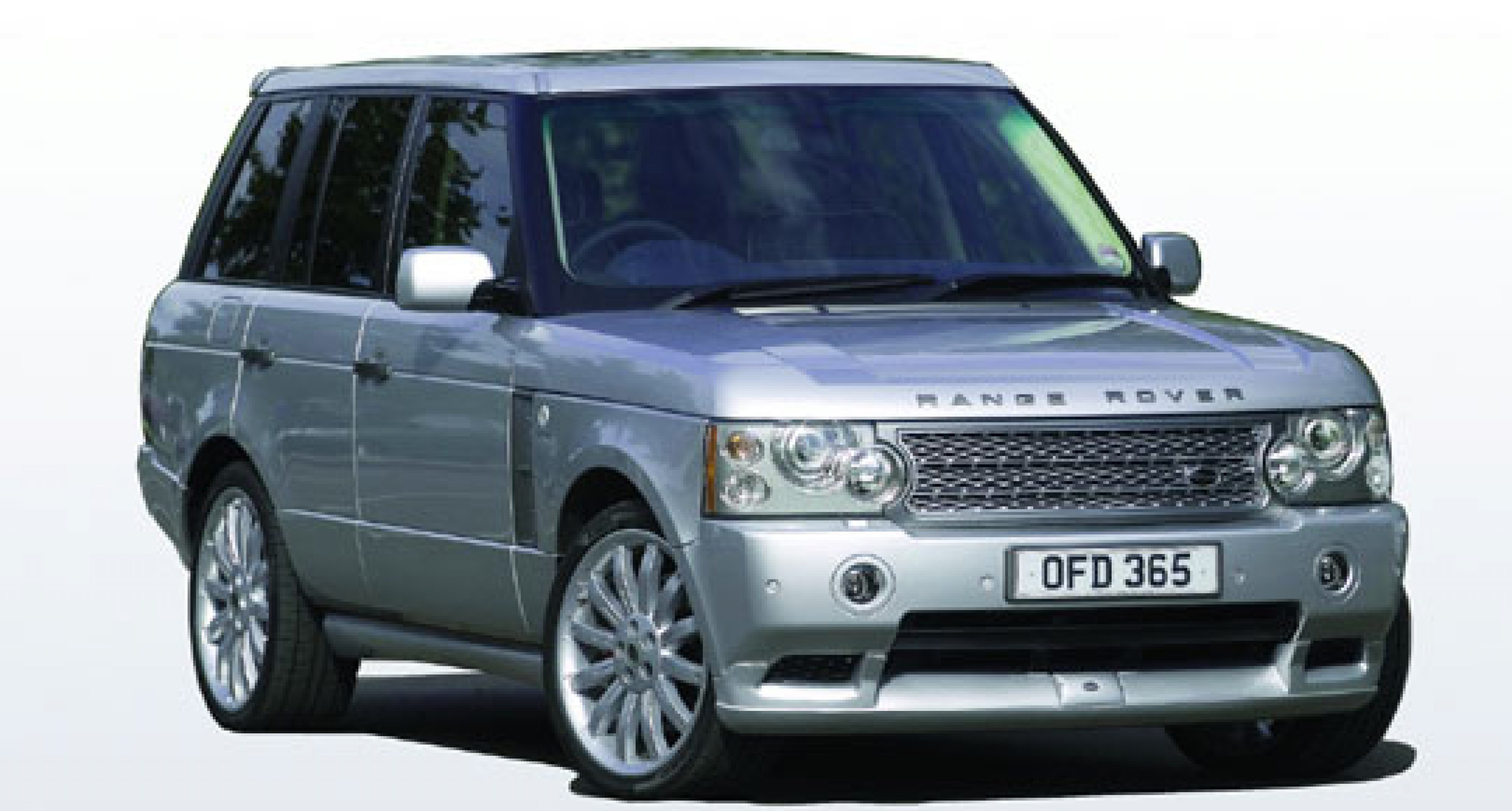 2006 Range Rover Aerostyling Pack now available from Overfinch