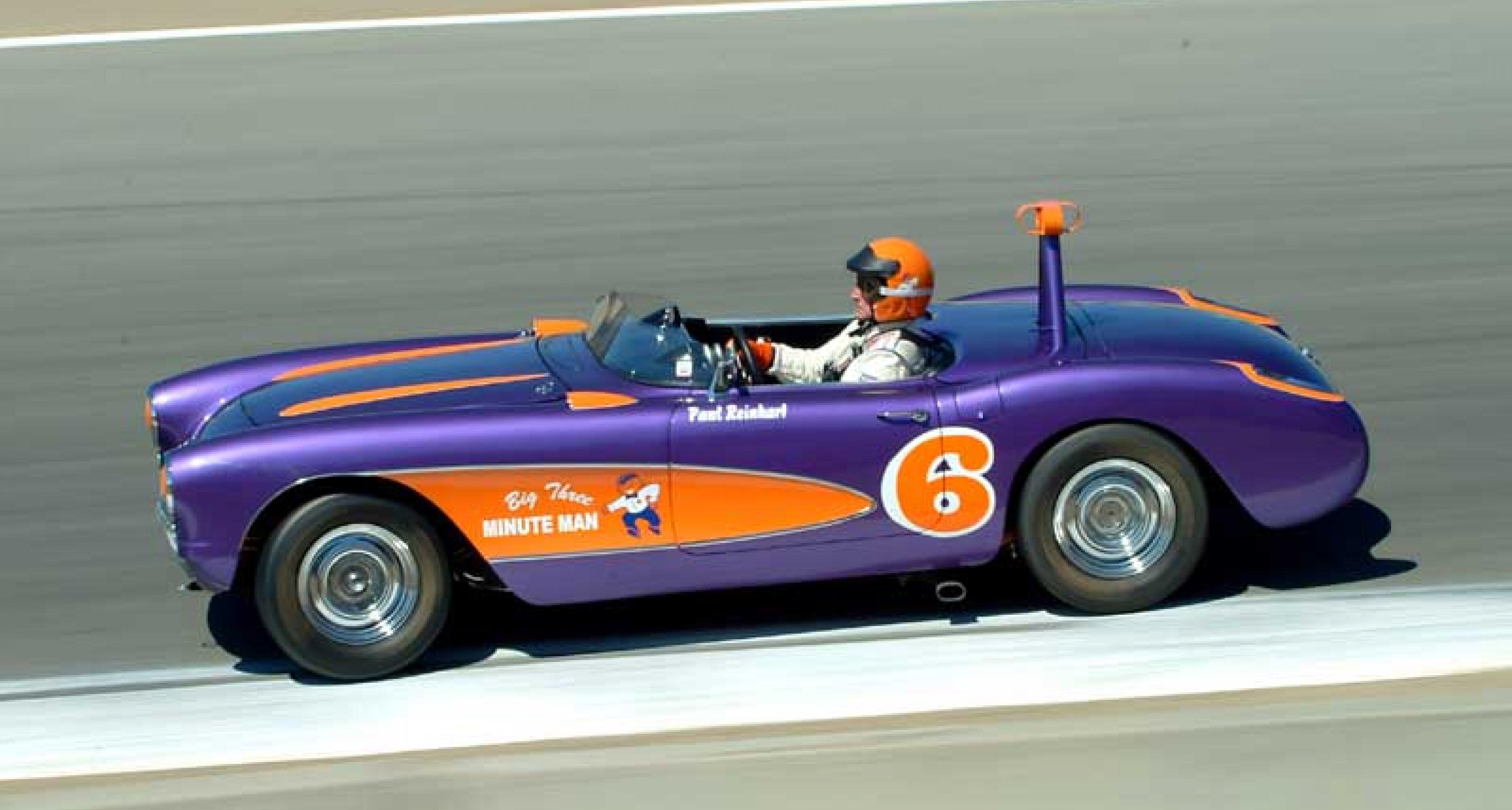The Rolex Monterey Historic Races 2005