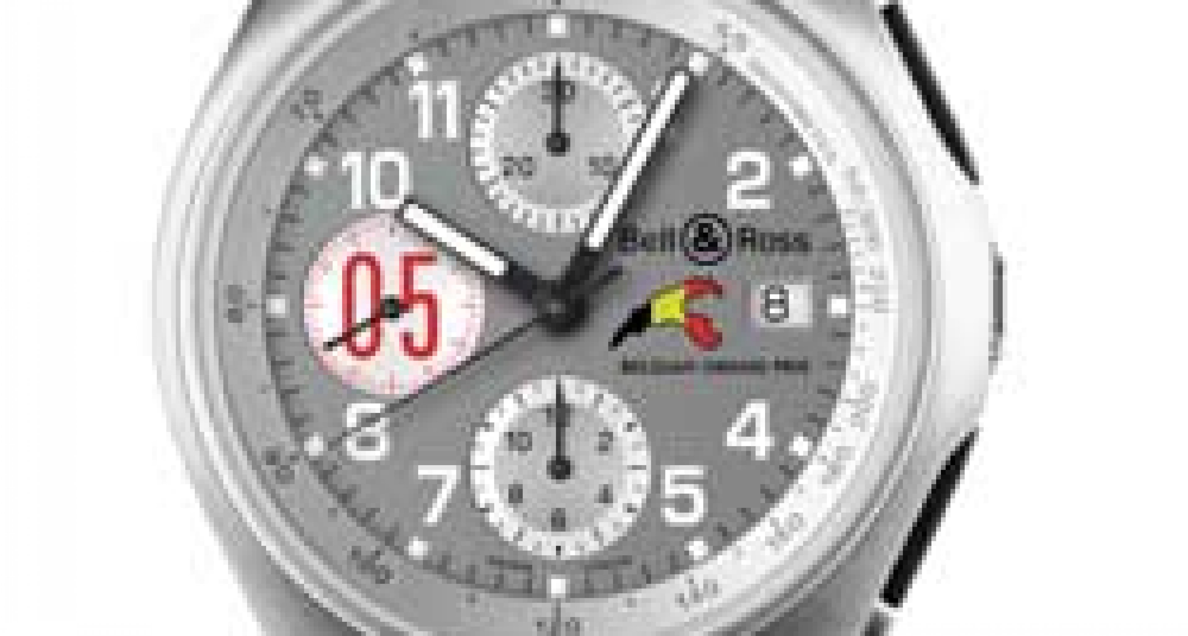 Bell & Ross Belgian Grand Prix Chronograph