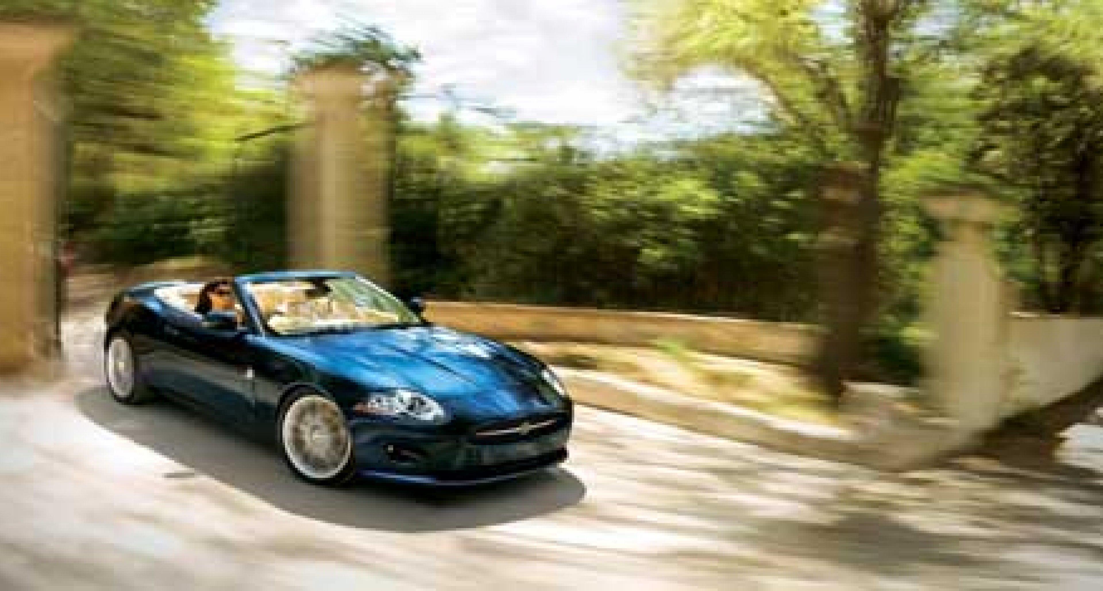 New Jaguar XK Convertible