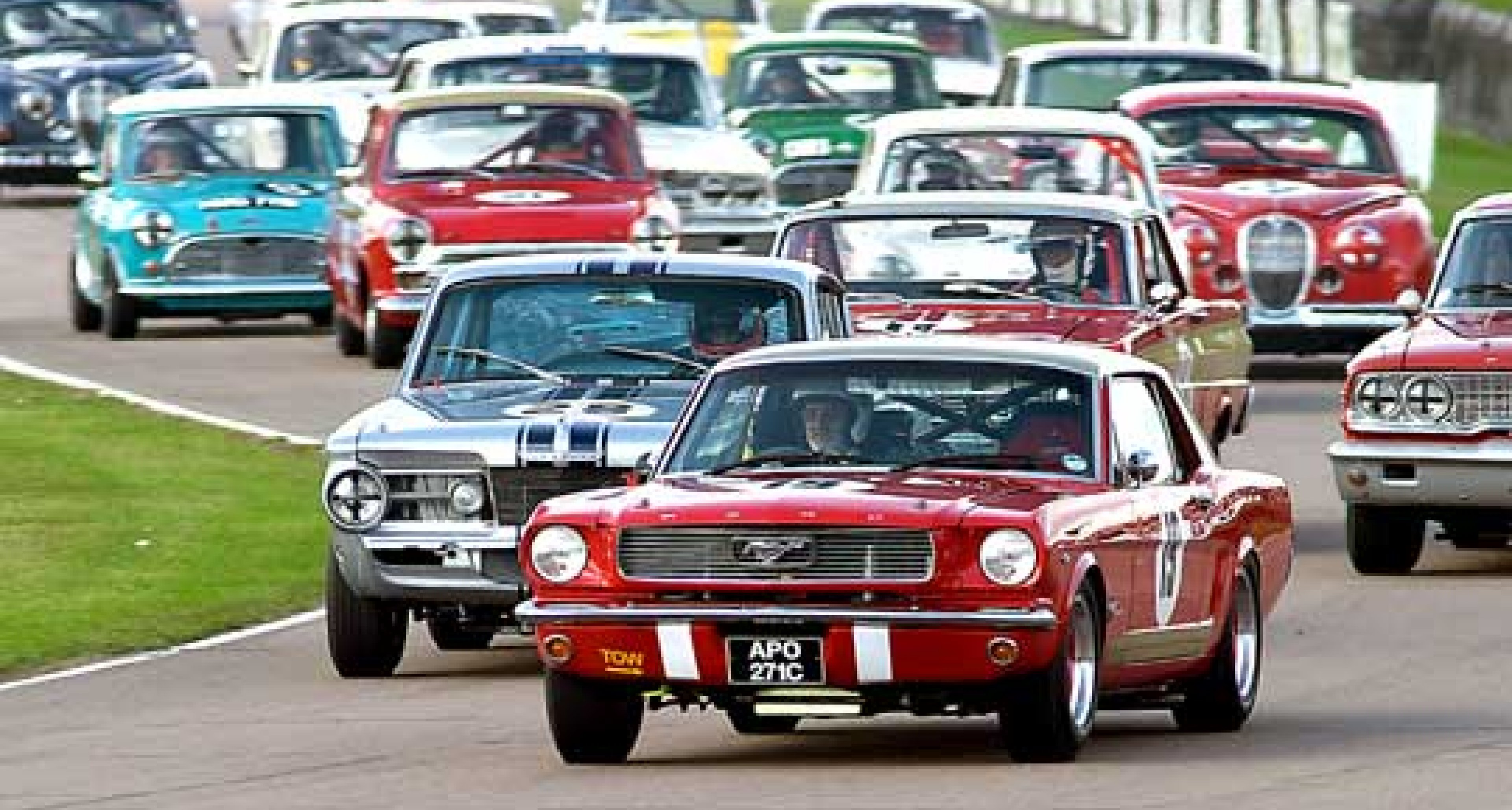 Goodwood Revival 2005 - Review