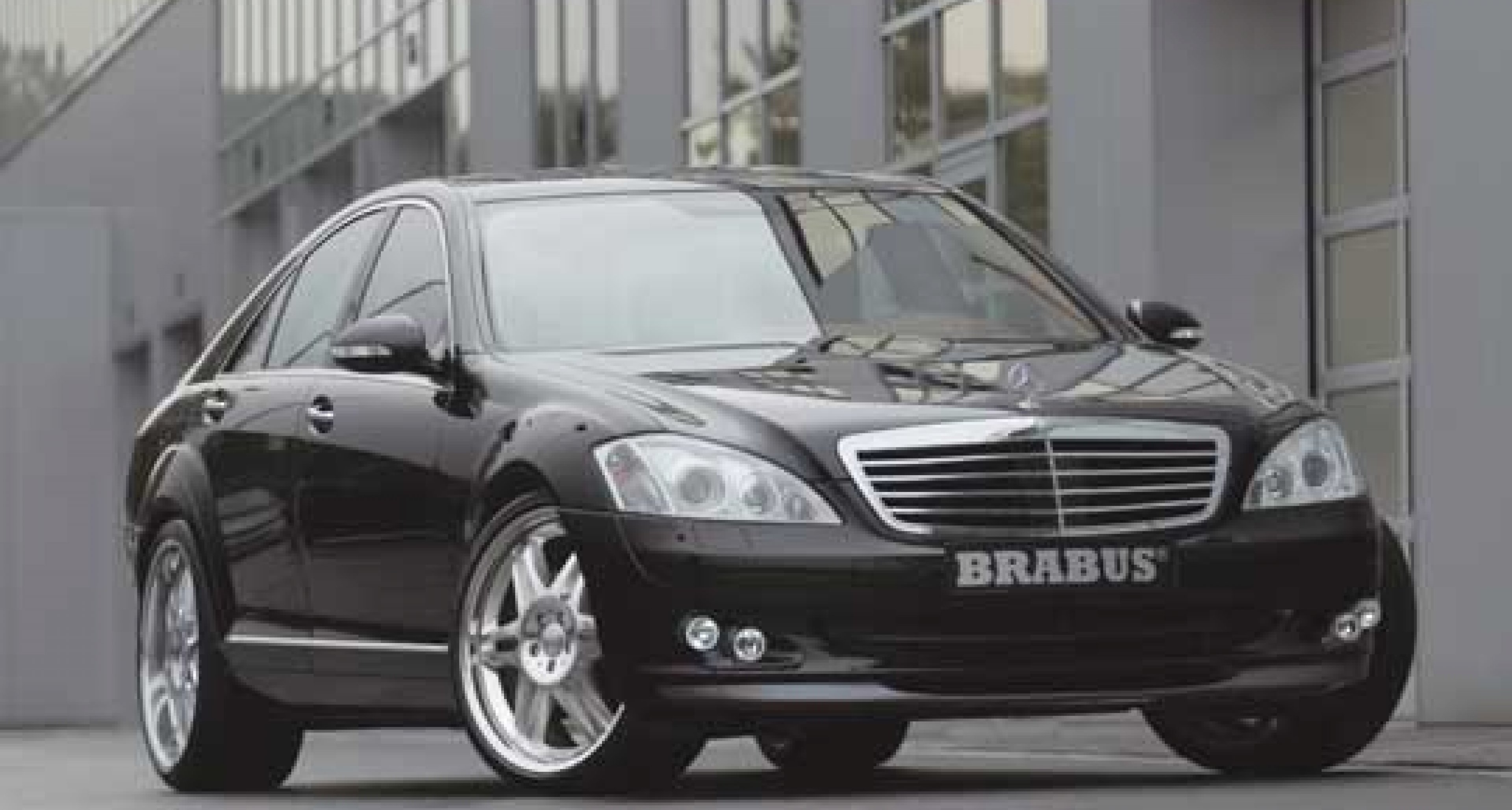 New S-Class by Brabus