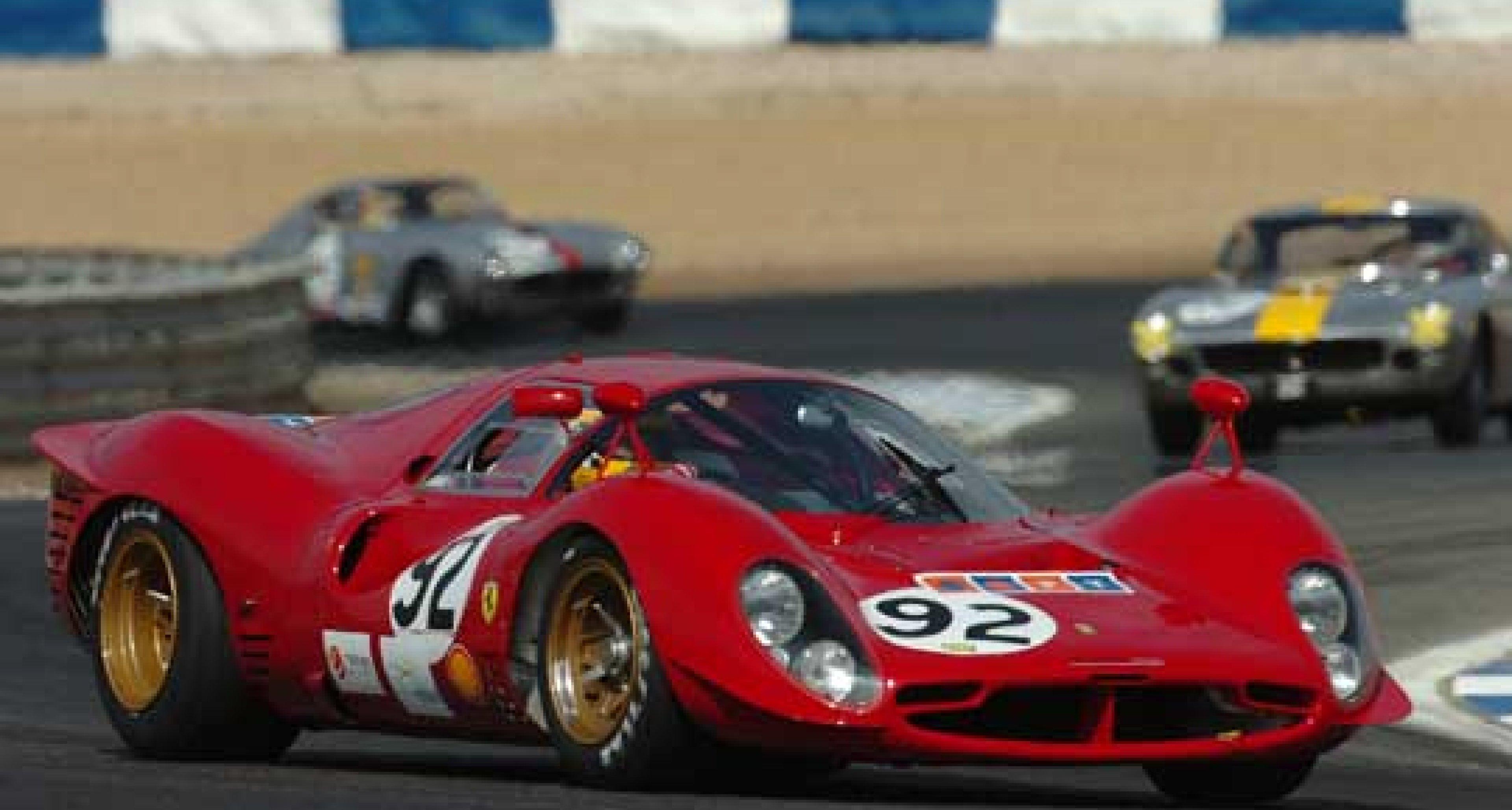 Shell Ferrari Maserati Historic Challenge at Estoril 2005