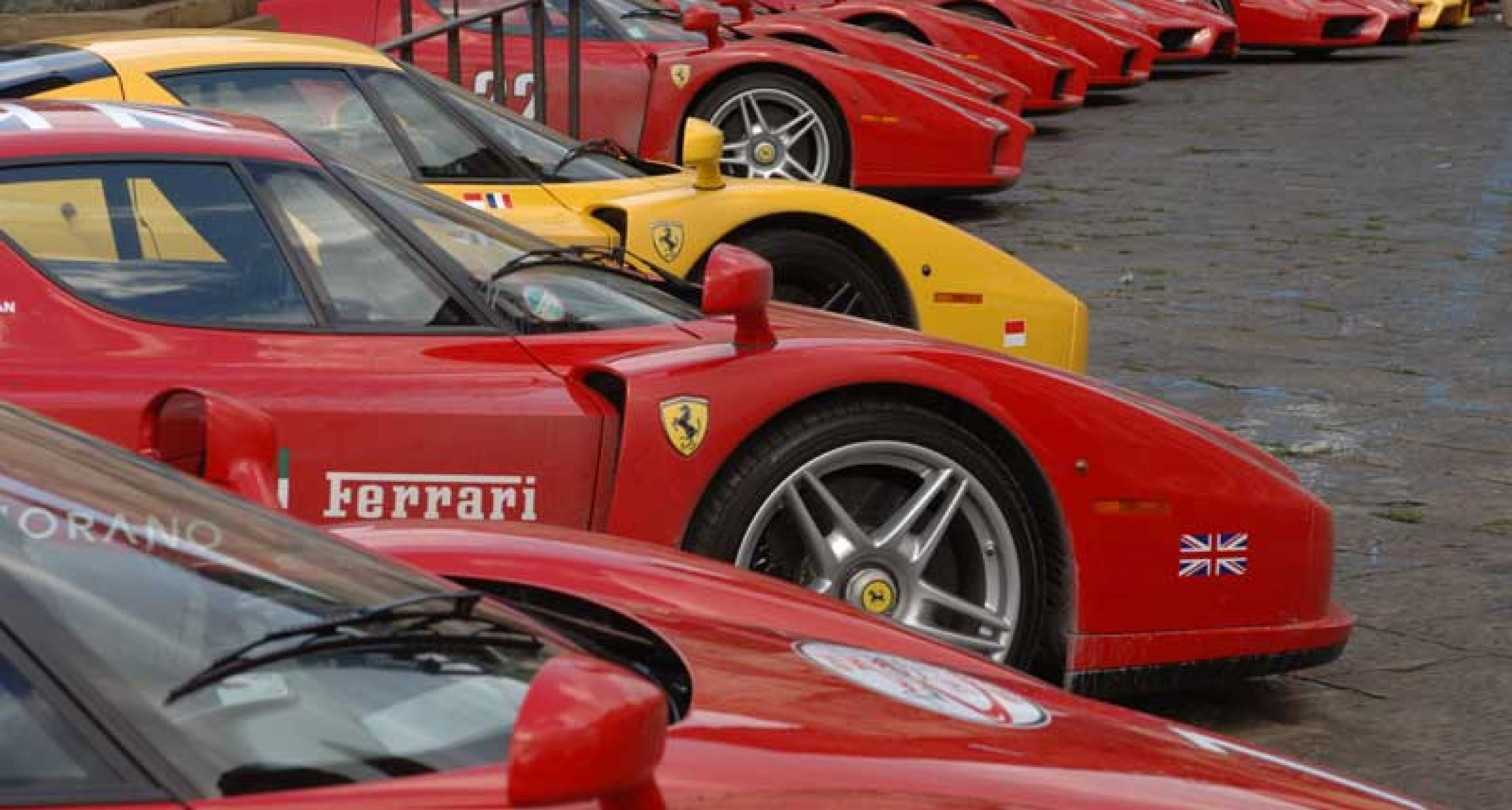 The Ferrari Enzo Tour 2005 Classic Driver Magazine