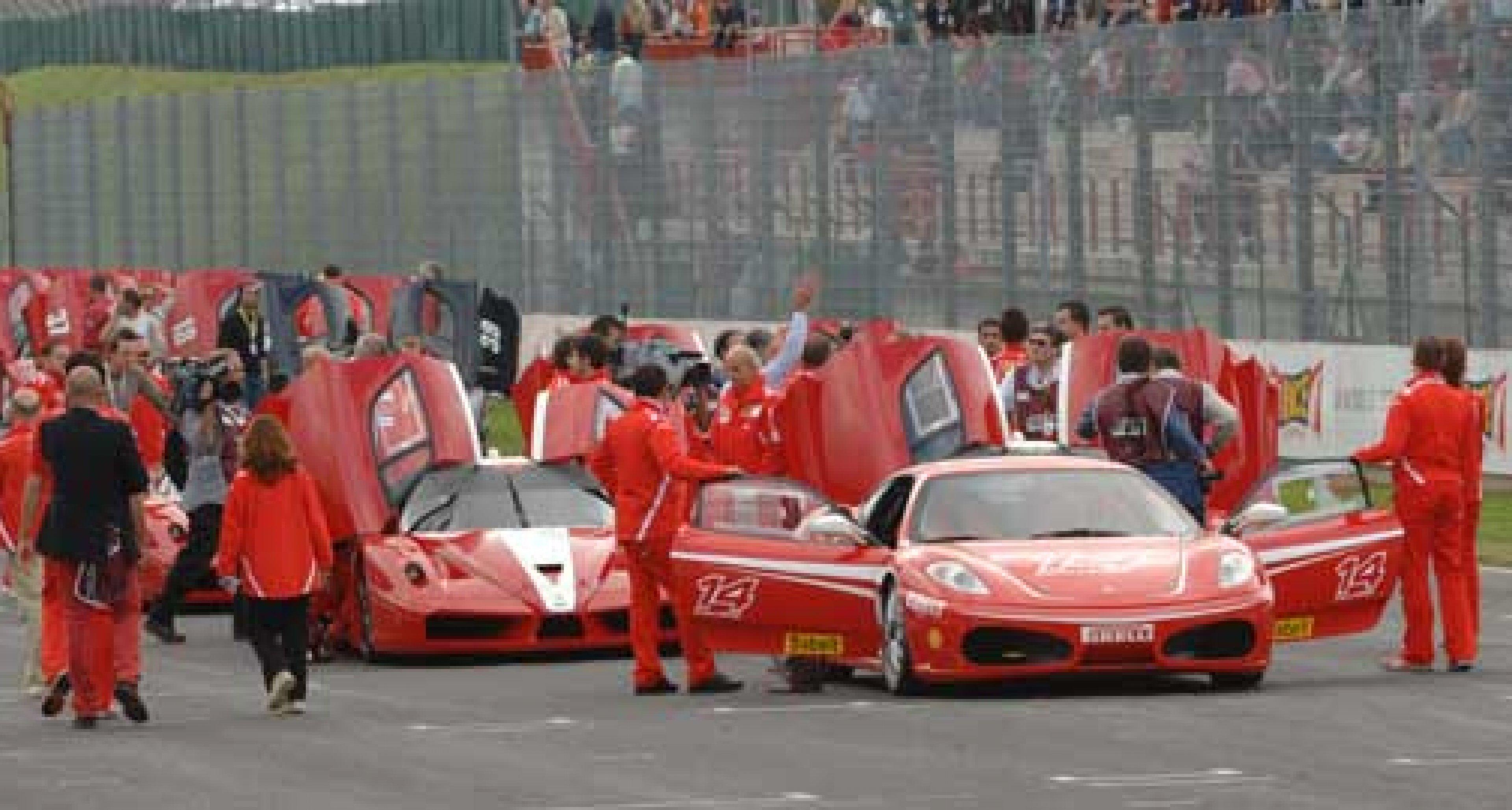 The 'Finali Mondiali' at Mugello 2005