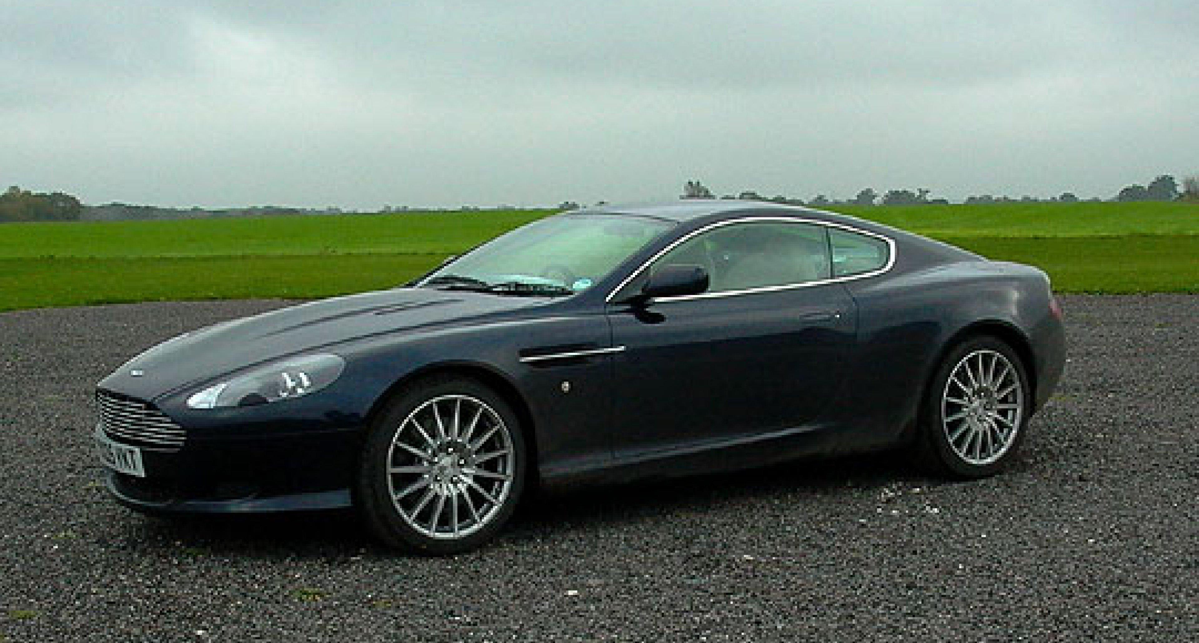 Aston Martin Db9 Classic Driver Magazine