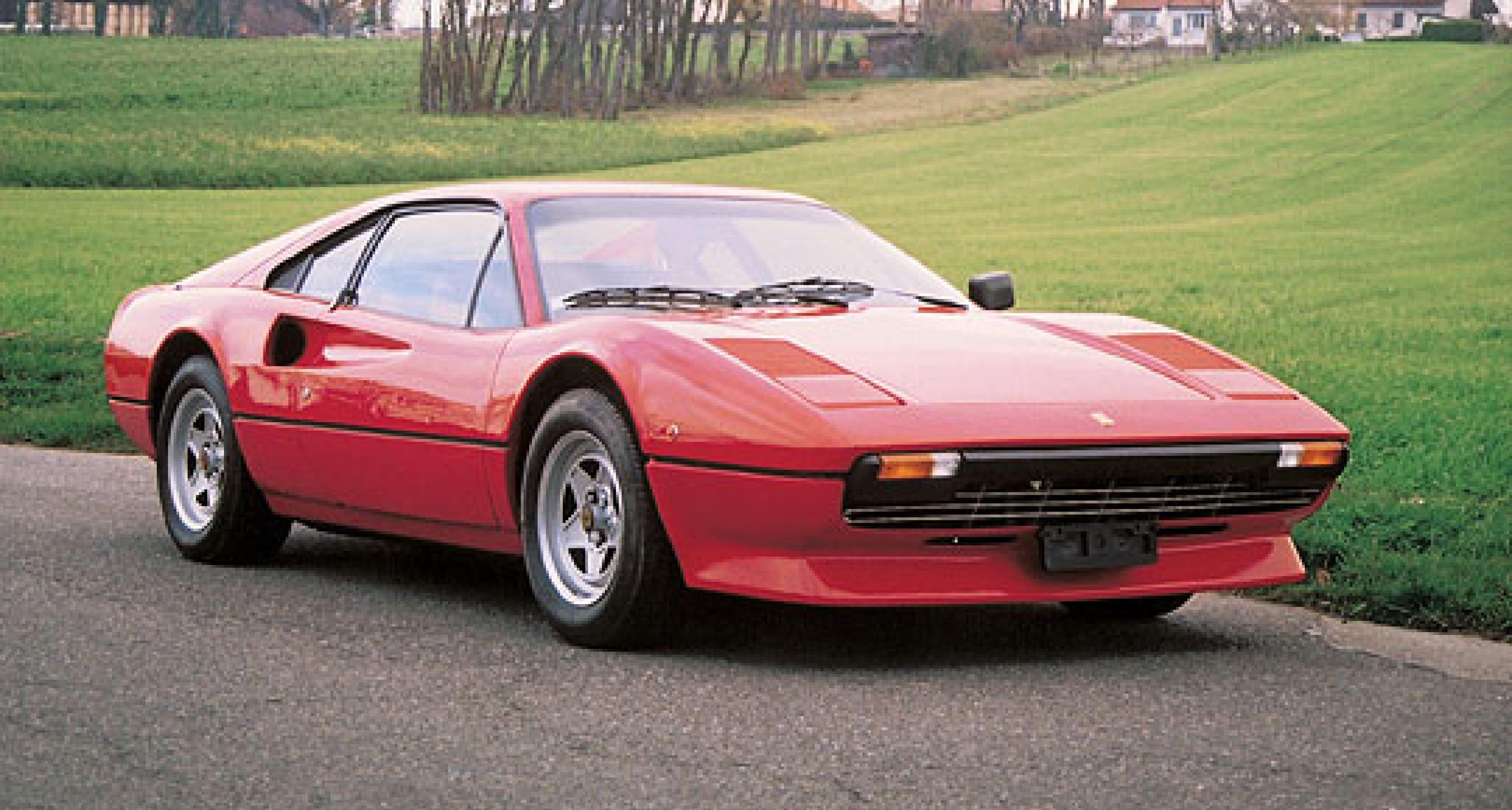 Bonhams Historic Ferrari Motor Cars at Gstaad 17th December 2005