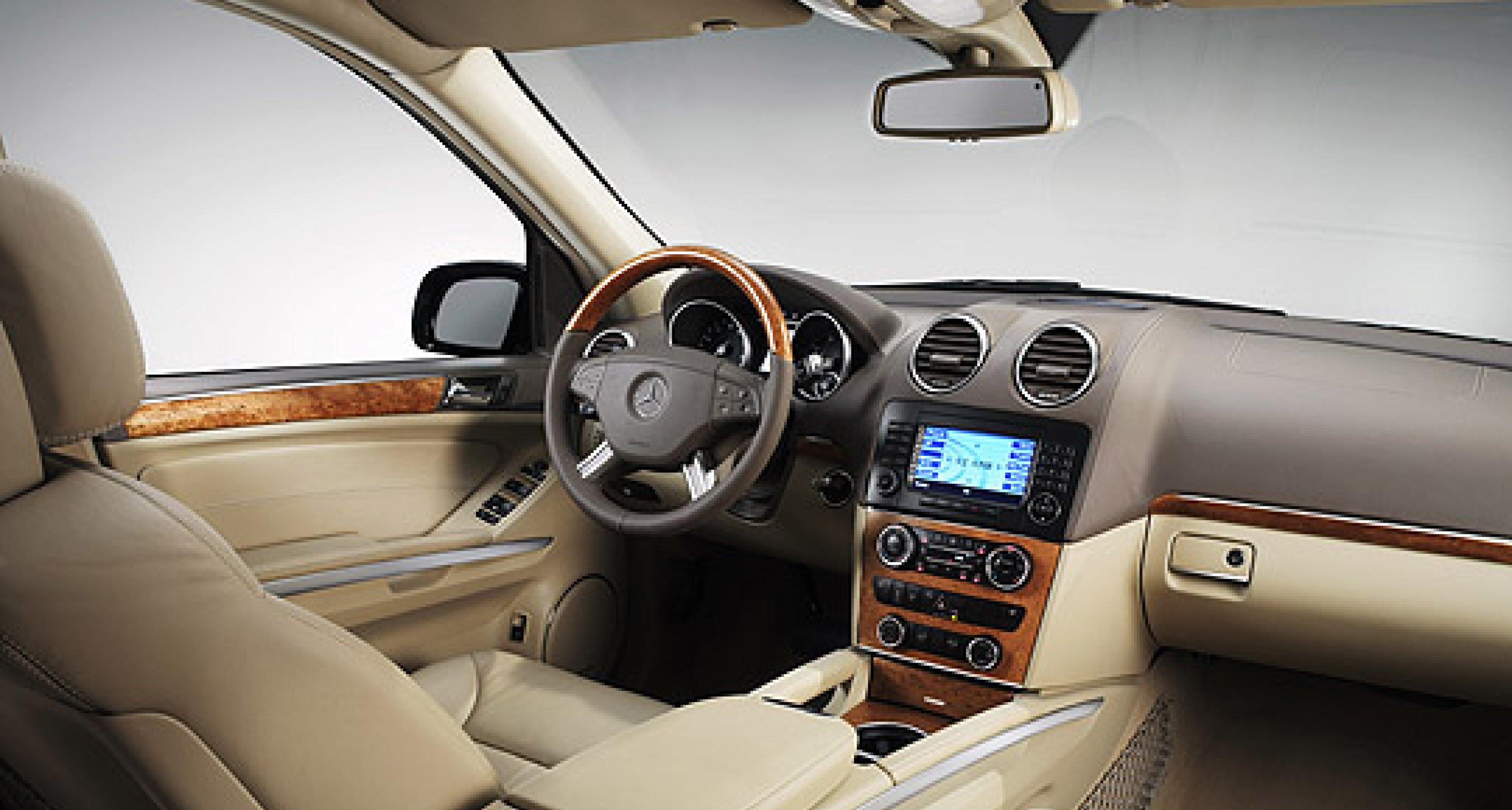 Mercedes-Benz GL Class for 2006