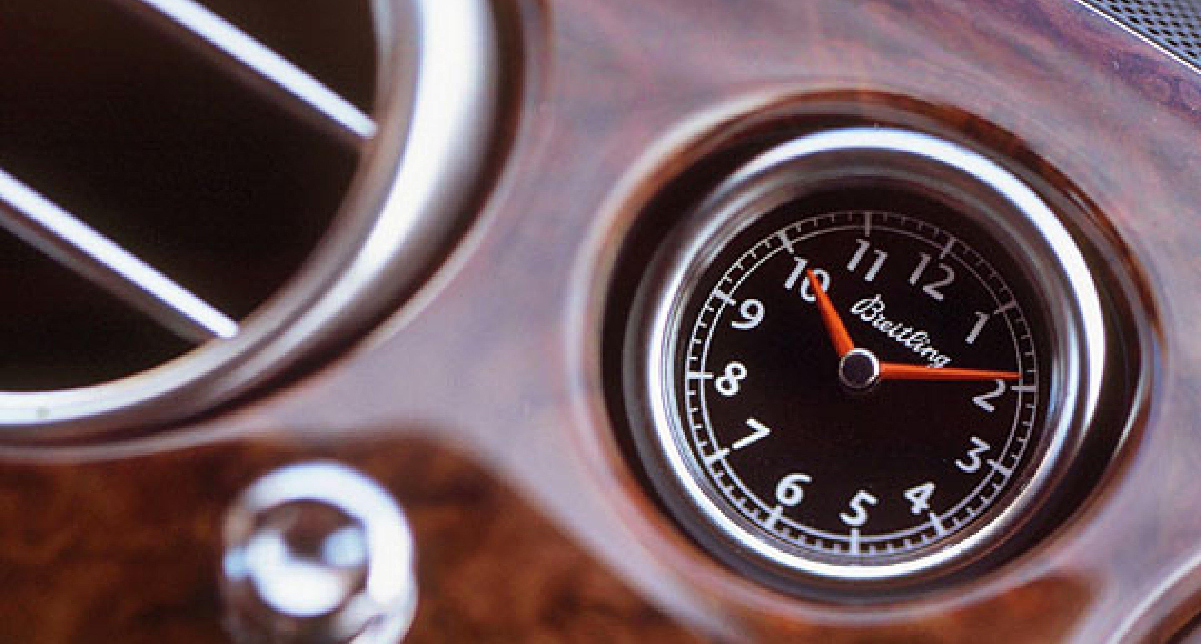 Breitling by Bentley