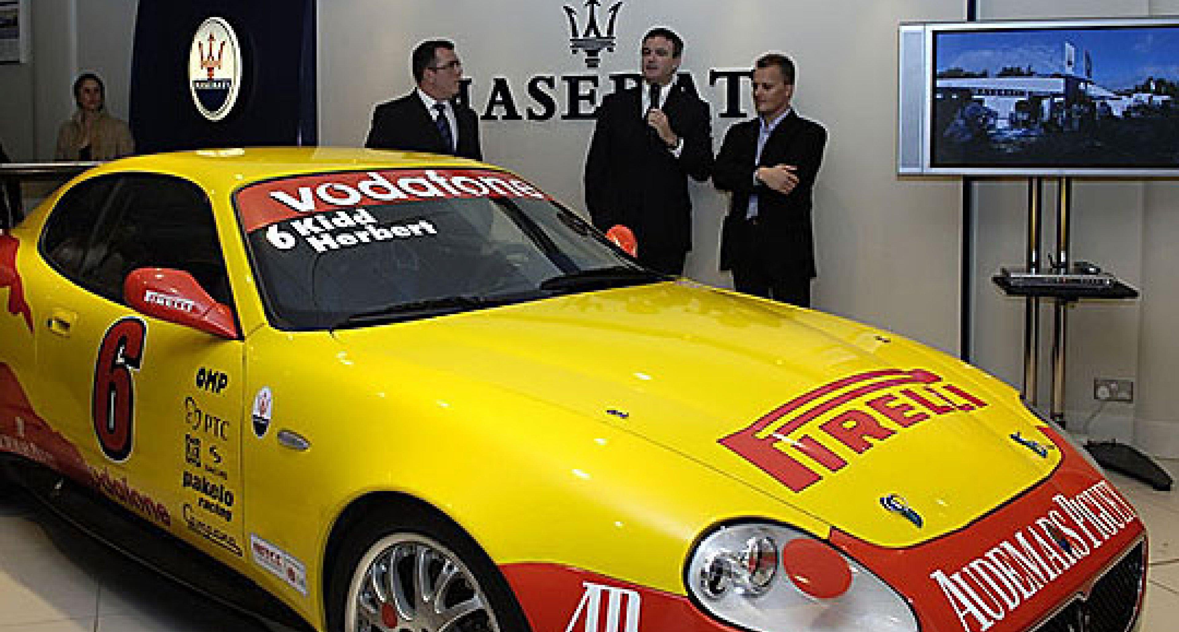 The Trofeo Audemars Piguet Maserati Europe 2006